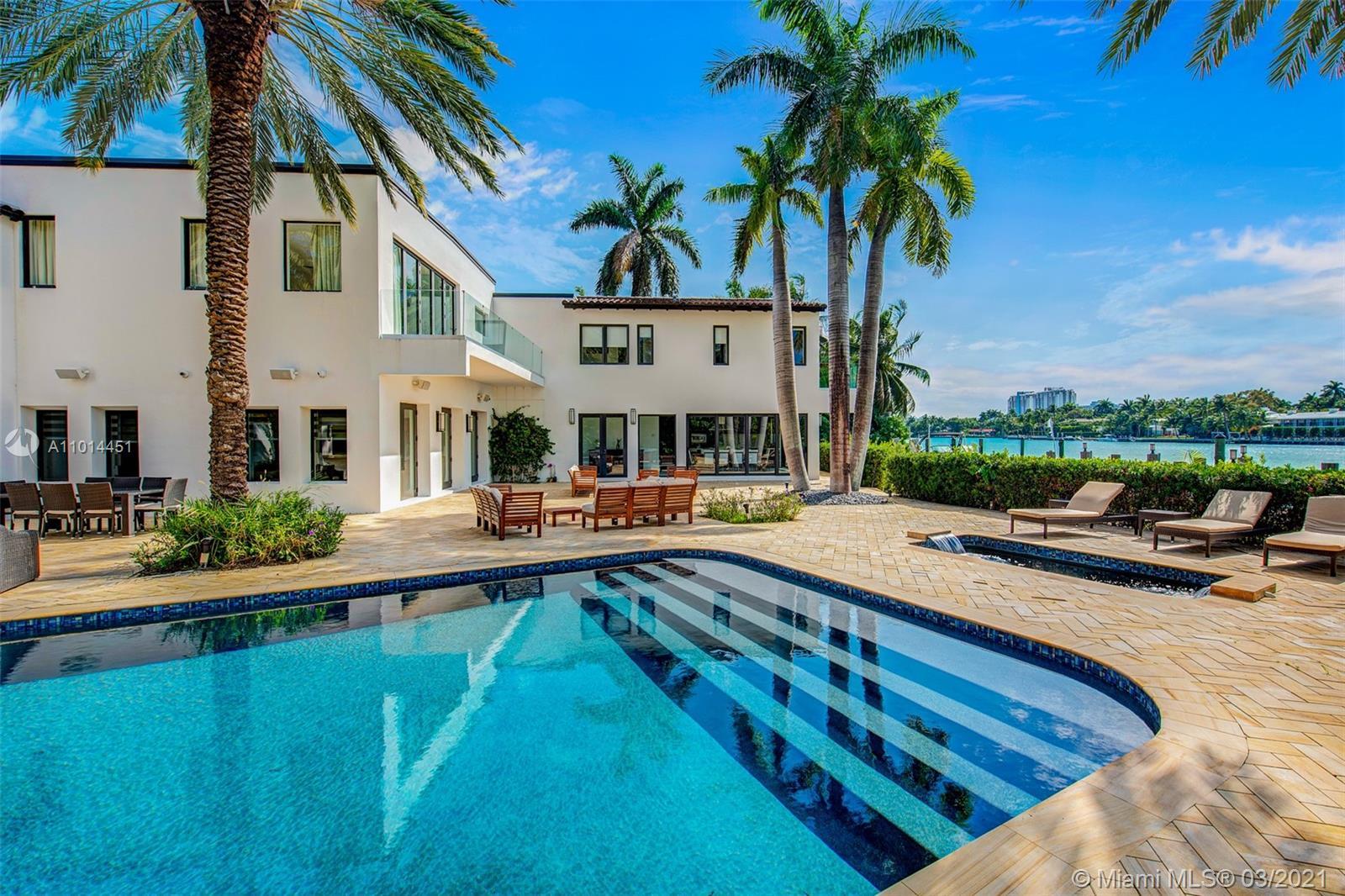 2700 N Bay Rd  For Sale A11014451, FL