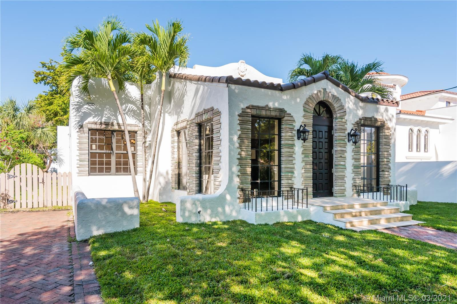 3718  Sheridan Ave  For Sale A11014839, FL