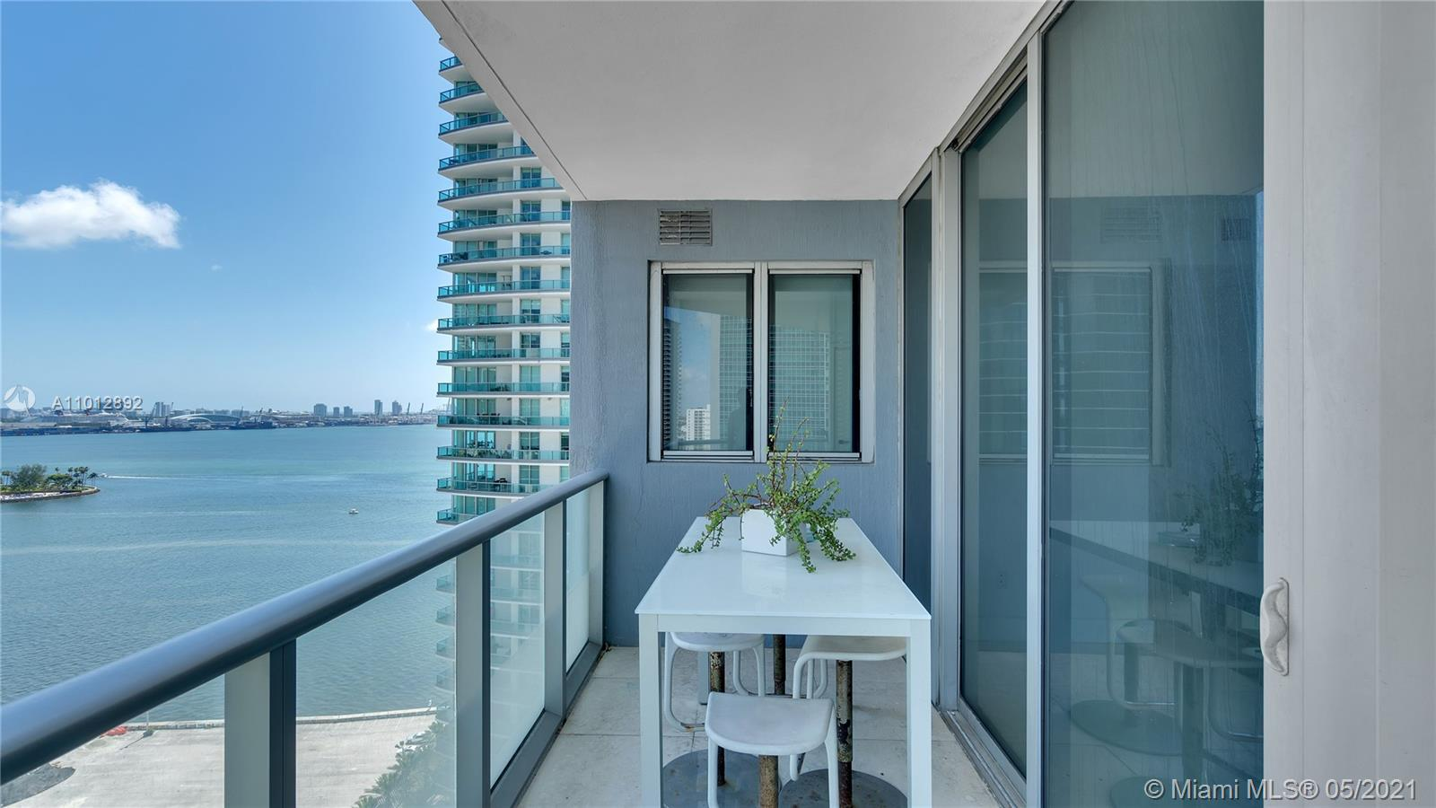 Brickell House is a 46 story condo building in the heart of Brickell Miami. This building offers striking views of Biscayne Bay and Miami's skyline. Completed in 2014 and designed by award winning Sieger Suarez Architectural Firm the building has floor to ceiling glass windows with amenities that include two pools (one rooftop for residents only), fitness center, wellness spa, theater room and more!