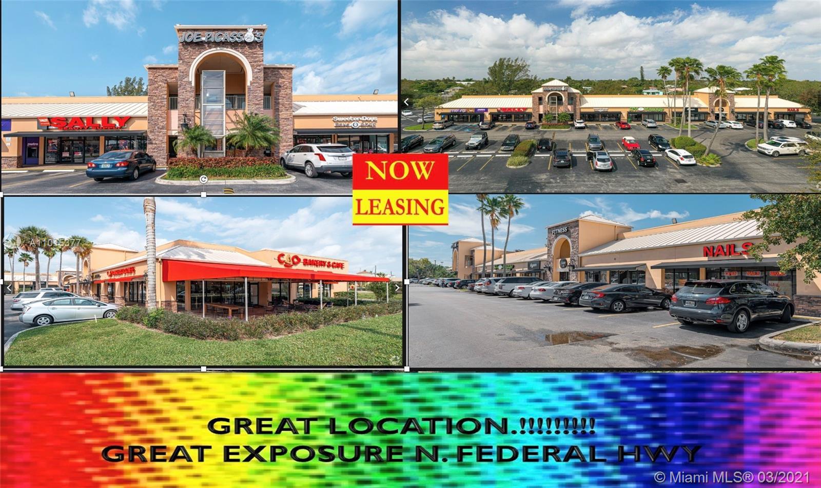 1451 N Federal Hwy  For Sale A11015377, FL
