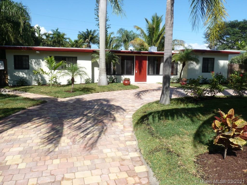 TROPICAL PARADISE!!! THIS BEAUTIFUL 3/2 POOL HOME LOCATED 3 BLOCKS FROM THE BEACH. THIS HOME HAS BEEN COMPLETELY REDONE, KITCHEN, BATHS , APPLIANCES, IMPACT WINDOWS, POOL AND MUCH MORE!!! GREAT AREA JUST OF THE BEACH, ACCESS TO YOUR OWN PRIVATE BEACH, THIS TROPICAL PARADISE HOME WON'T LAST LONG