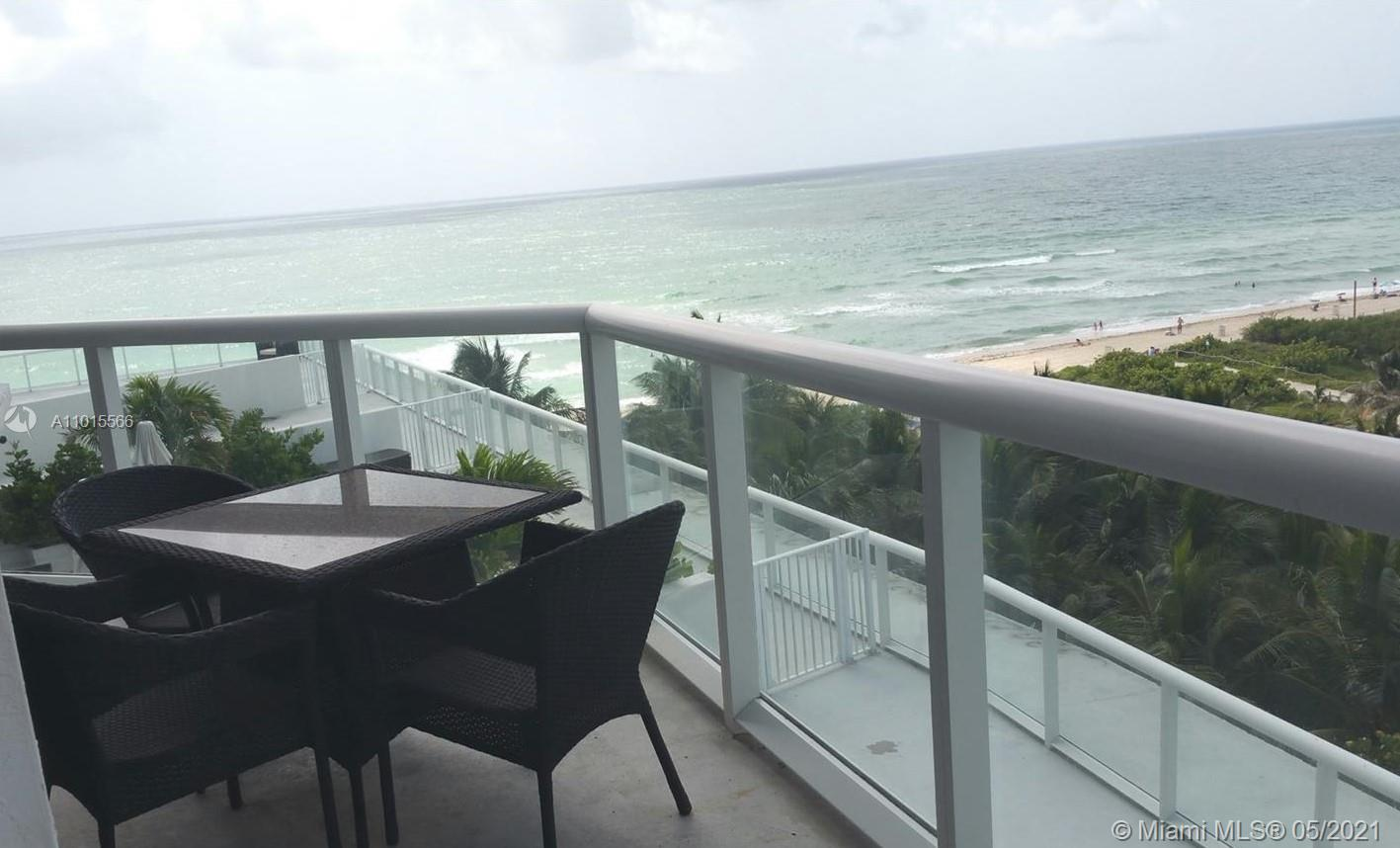 BEL AIRE ON THE OCEAN! 1/1.5 UNIT WITH SPECTACULAR VIEWS, FLOOR TO CEILING WINDOWS, AND BEACHFRONT ACCESS!