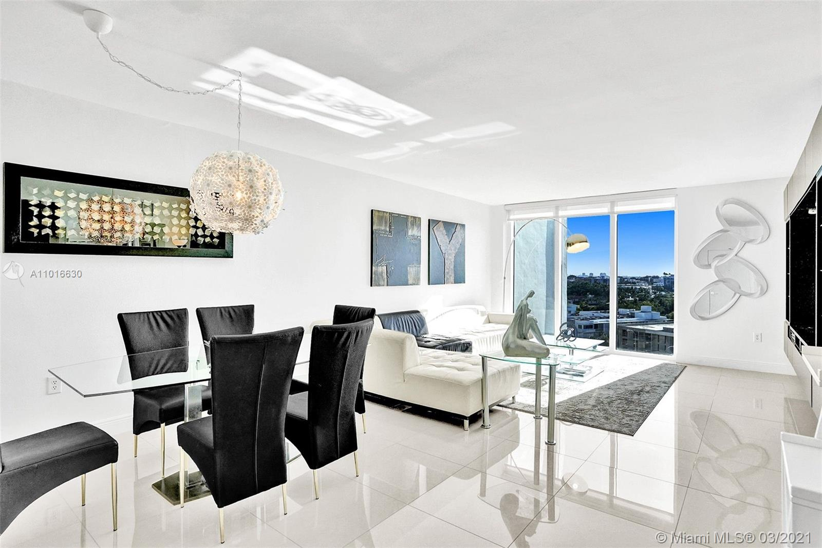 Fantastic TURNKEY UNIT! 2 bedrooms and 2 bathrooms in the prestigious Harbour House building in Bal Harbour, Florida! Enjoy beautiful porcelain floors throughout the entire unit, floor to ceiling windows with a gorgeous view of the Miami waterfront, extra wide balcony and beautiful Italian kitchen cabinetry! Harbour House offers a food market, resort-style amenities such as 24-hour concierge, theater room, poolside restaurant, world-class spa, cabanas, full beach services, oversized pool and more, your very own 5 star resort home! Just a short walk to Bal Harbour shops, offering the best shopping and dinning experience. Easy to show