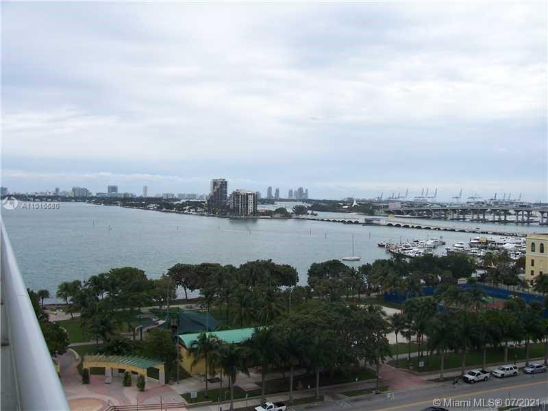 PRICE IS FIRM!!!! HUGE (2/2.5 + GOOD SIZE DEN W/1905 SQFT OF AC SPACE + 835 SQFT IN TERRACES)LUXURY 2 STORY LANAI STYLE RESIDENCE W/BAY VIEWS FROM THE 10TH FLOOR. ENJOY WALKING OUT YOUR DOOR & BE ABLE TO ENJOY AT A PRUDENT DISTANCE WHAT WILL FEEL LIKE YOUR PRIVATE OWN POOL, HOT TUB AND STATE OF THE ART GYM. CABLE, INTERNET & WATER INCLUDED IN LOW HOA. FULL AMENITIES BUILDING. WALK TO PARK, SHOPS, PUBLIX, BANKS, CAFES & SO MUCH MORE.5 MINUTES TO SOUTH BEACH, BRICKELL, DOWNTOWN, AAA,THE PERFORMING ARTS CENTER,MIDTOWN, DESIGN DISTRICT & EVERYTHING IN THE NEW URBAN MIAMI. Driving Directions: