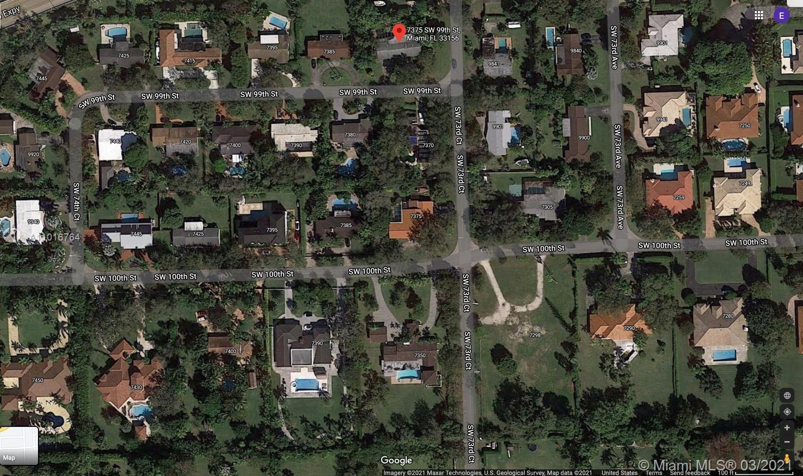 7375 SW 99th St  For Sale A11016764, FL