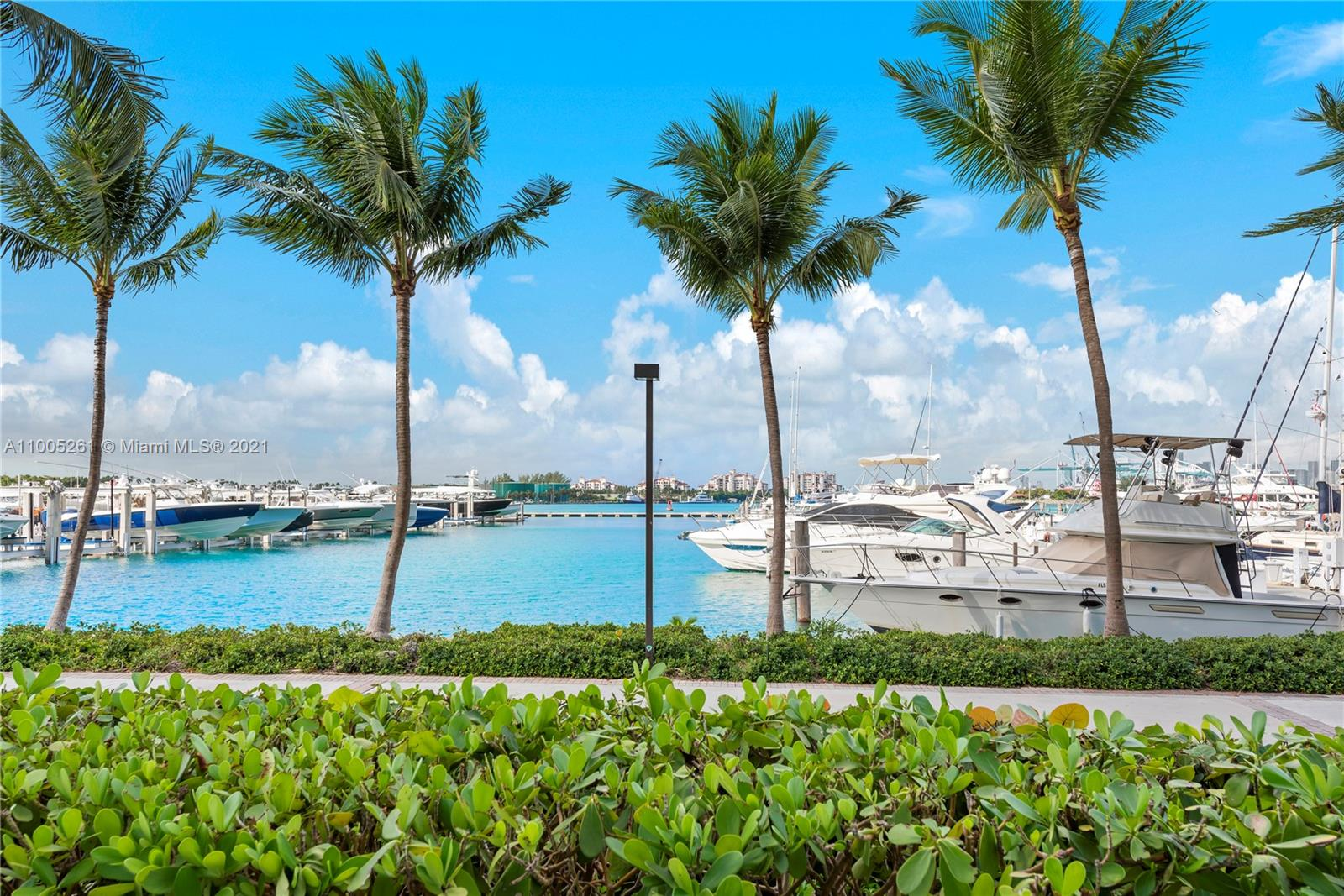 Located in the booming South of Fifth,  this gem is a boater's dream! Dock your boat within steps of your door! With a private gated entrance  X car garage, direct access to Murano amenities, and 700 sf of private terraces, living in this waterfront Flat is like living in a house in Sofi while enjoying all the conveniences of a luxury condo. Amenities include a state of the art Gym & Spa, Sauna, pools, tennis courts, BBQ area, concierge, restaurant. Smart home features include: sound system, motorized black out shades & smart toilets. Enjoy stunning views of the marina, bay, skyline, and sunset. Walk along the scenic boardwalk to reach the beach in minutes! Murano at Portofino truly defines resort style living including white glove concierge services and five start amenities.