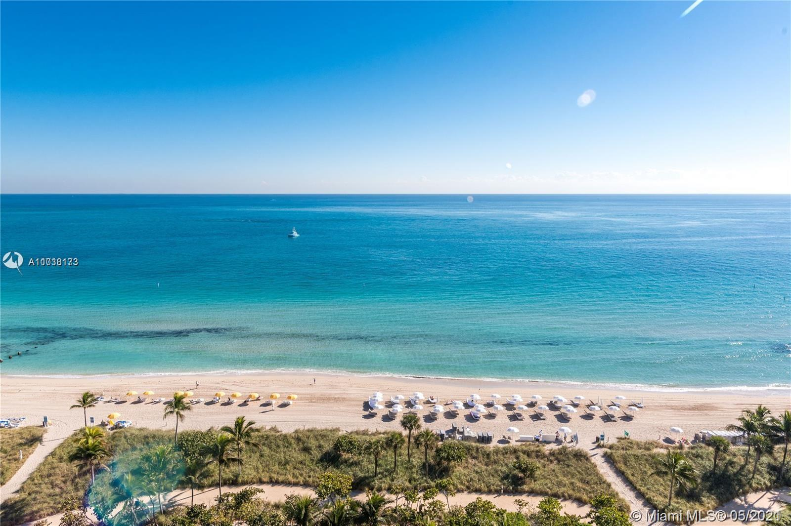 Enjoy living in the prestigious Balmoral condominium located in the heart of Bal Harbour and across the street from the exclusive Bal Harbour Shops. This impeccable 3 bedrooms & 2 Bath unit features straight ocean views from every room. Has walk-in closets,washer & dryer. The building includes, Pool with complete full service and full beach services / towels,lounge,chairs, umbrellas,3 tennis courts,fitness center,indoor play area,library,business center,billiard, table tennis,restaurant with a bar,hair salon,sauna,spa,24 hours concierge,security, bellman,valet parking. Maintanence includes water,cable,Internet. Walking distance to restaurants, shops, Synagogues