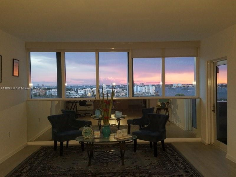 Great value in Bal Harbour, 1 bed/1.5 bath, balcony w/spectacular views of the intracoastal.  Building just underwent an $8million renovation and features a brand-new lobby and hallways. This unit is facing west with direct Intracoastal & bay views on the PH floor.  It features, subzero refrigerator, washer/dryer, so much more. Harbour House amenities from cafe/gourmet market, stunning pool with sunbeds, state of the art gym, beach service, and valet parking. Truly resort like amenities,  a beautiful spa, huge pool and jacuzzi, theater room, billiard room, 24hrs security, concierge and much more!  Walking distance to Bal Harbor shops and top-rated restaurants! Great opportunity to own an  amazing unit at an incredible price! Best priced high floor 1 bedroom/1.5 bath.