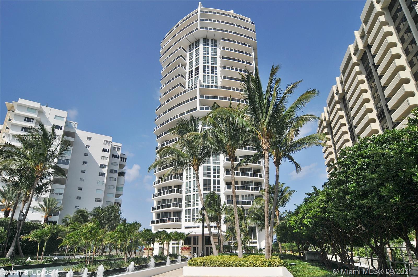 Sought after and stunning Bellini building   THE BELLINI - LUXURIOUS & PRESTIGIOUS IN BAL HARBOUR. ON THE OCEAN WITH OCEAN, BAY AND CITY VIEWS. 4/4 3000 sq ft spacious CORNER Residence WITH PRIVATE ELEVATOR OPENING DIRECTLY INTO YOUR MAGNIFICENT OPEN AREAS WITH HIGH VOLUME CEILINGS. MAGNIFICENT DECOR AND FURNISHINGS. WRAP AROUND TERRACE TO TAKE ADVANTAGE OF BOTH SUNSET AND SUNRISE! ENJOY ALL THE AMENITIES IMAGINABLE. STROLL TO FAMOUS BAL HARBOUR SHOPS AND FINE DINING. AlSO AVAILABLE FOR 6 MONTH LEASE FURNISHED OR UNFURNISHED. Owner ready to make a deal. Excellent opportunity. For sale $2.3 Million