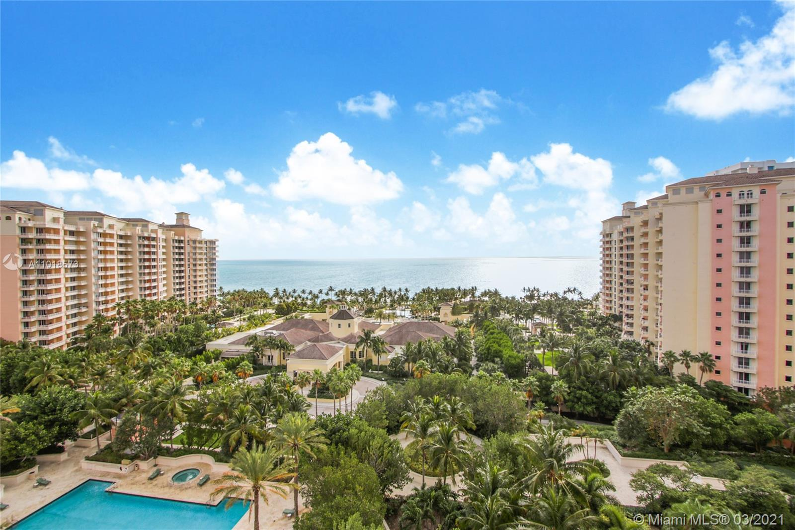 PRIME LOCATION!   High Floor Unit Offers Spectacular Views To The OCEAN, BAY, CITY LIGHTS, ISLAND, SUNRISES & SUNSETS!    Spacious 3 Bedroom + Den/Office Floor Plan!   Two Large Terraces!   Bright, Sunny Location!    Seller Will Not Accept Any Mortgage or Appraisal Contingencies!