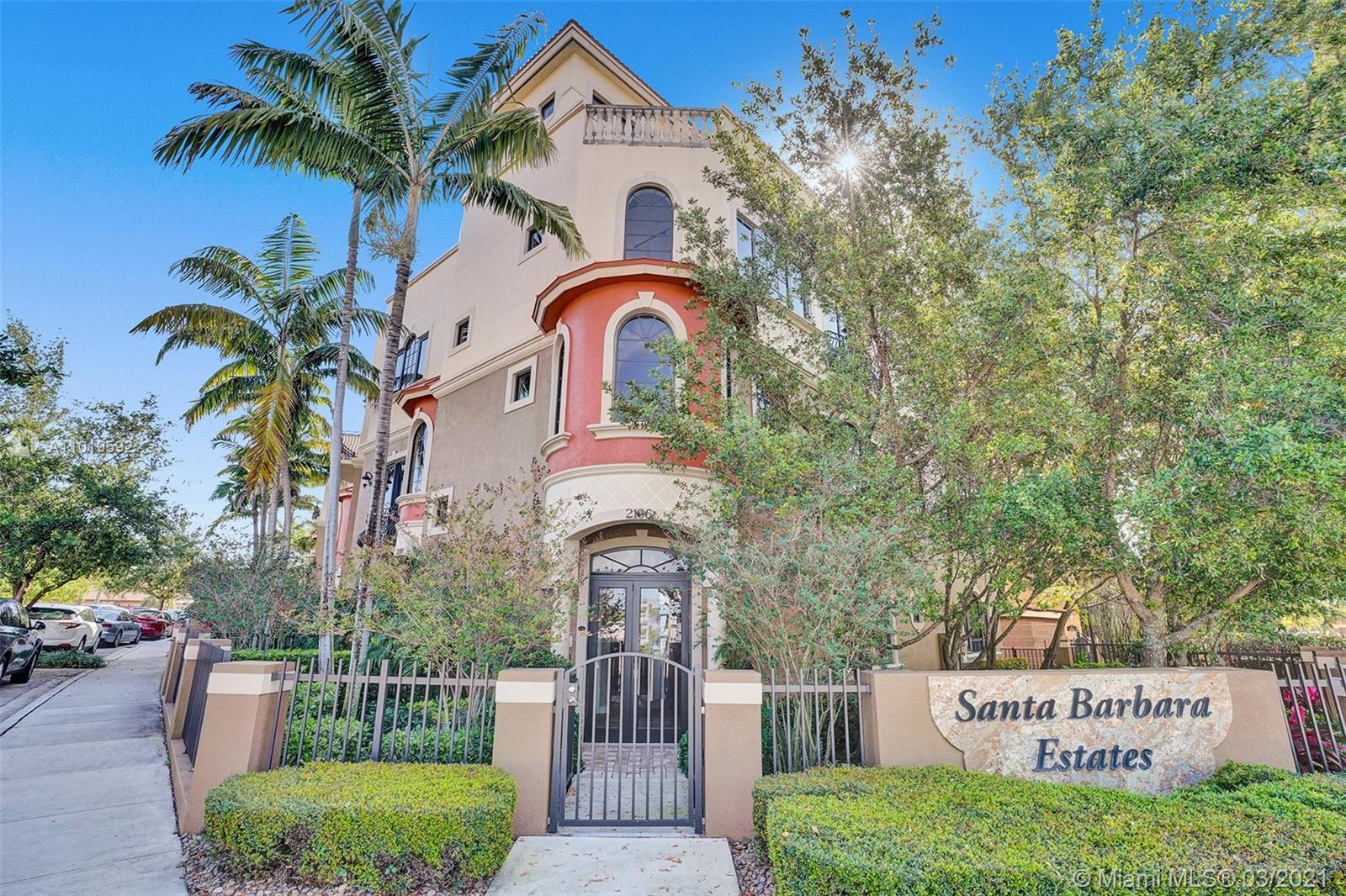 YOUR NEW HOME ON LAKE SANTA BARBARA, A BOATER'S DREAM WITH YOUR OWN PRIVATE DOCK, JUST FIFTEEN MINUTES BY BOAT TO THE HILLSBORO INLET. THIS HOME HAS JUST UNDERGONE A COMPLETE REMODEL TO DESIGNER SPECS; IT BOASTS A COMMERCIAL GORMET CHEFS KITCHEN WITH A BLUE AGA RANGE, BUILT-IN GE MONOGRAM FRIDGE, BOSCH DW & VIKING MICRO. THE MAIN AREAS HAVE WOOD FLOORING AND GENEROUS CROWN MOLDING, FIREPLACE; THE BATHROOMS HAVE PORCELAIN TILE, A SOAKING TUB AND RAIN HEAD SHOWERS; THE BREATH TAKING ROOF-TOP ENTERTAINMENT AREA HAS PORCELAIN TILE & TURF, A FIRE PIT, BUILT-IN GRILLING AREA AND HOOK-UPS FOR A HOT TUB & TV - A PERFECT AREA TO ENJOY WITH FRIENDS AND FAMILY! ALL FLOORS CAN BE ACCESSED VIA ELEVATOR, THERE IS A 2-CAR GARAGE, GATED PHONE ENTRY. THIS IS THE MOST LUXURIOUS VALUE ON THE WATER!