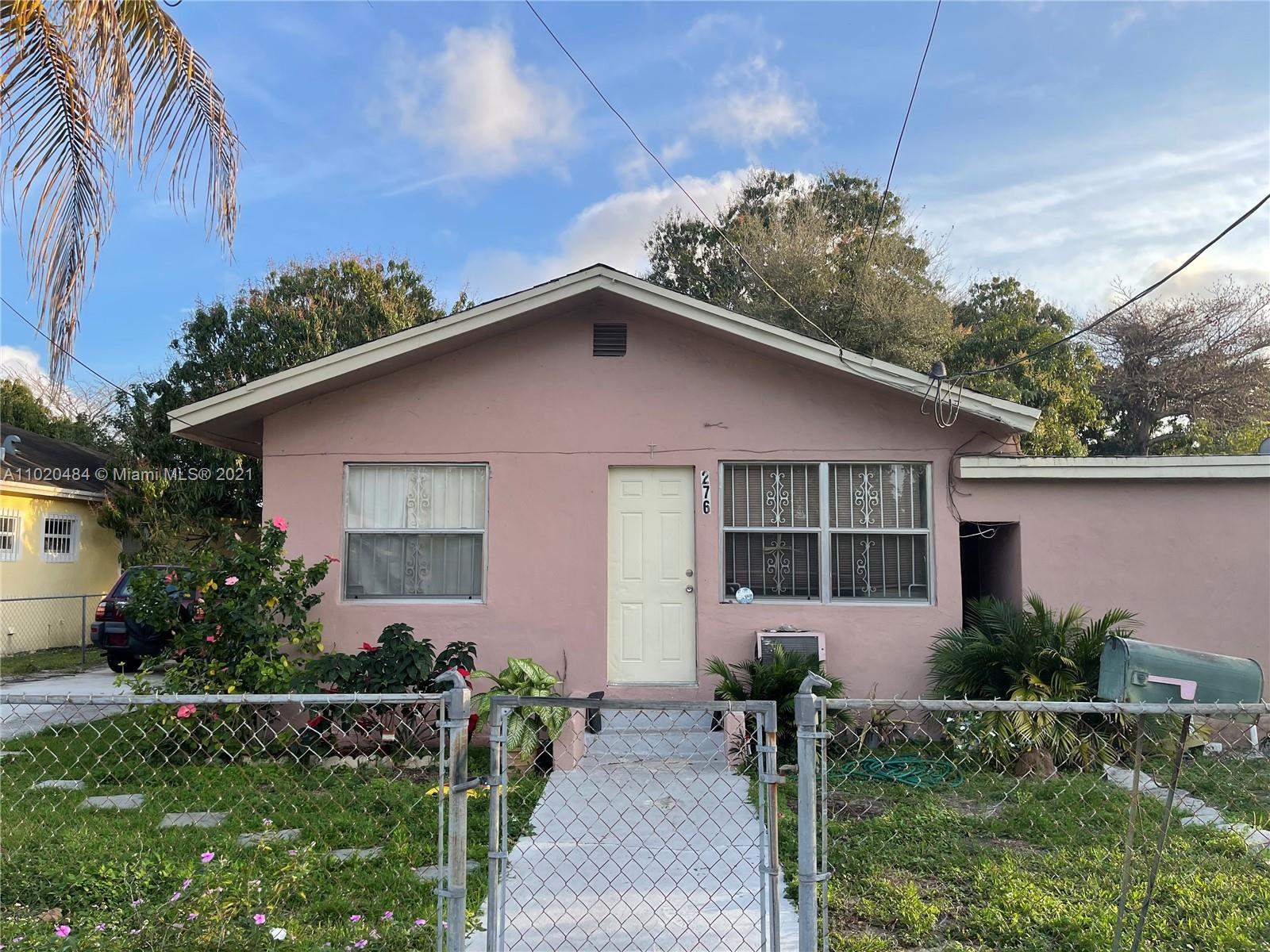 276 NW 49th St  For Sale A11020484, FL