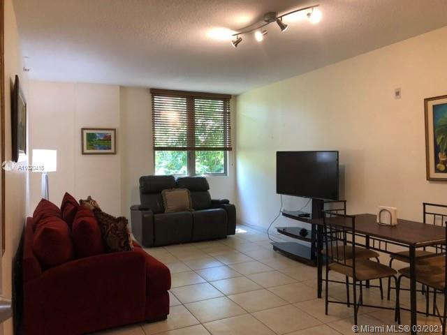 Lush, tropical view of the grove's vegetation from the view of this boutique condominium in Coconut Grove. Open kitchen, ideal for entertaining. Located within close proximity to Mass Transit, Center Grove and the heart of Miami. Washer dryer within the unit. One assigned parking space in gated garage. Security features include impact windows, cameras throughout condominium, & call box with FOB entrance.