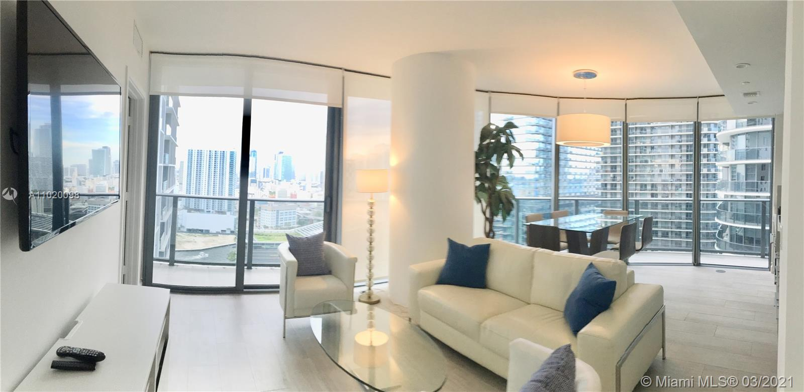 55 SW 9th St #2901 For Sale A11020098, FL