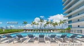 Bay views 2 bedroom, 2 bath condo located in the heart of South Beach.  Biscayne Bay, the Downtown skyline European-designed kitchen  stainless steel appliances, marble bathrooms, large private balcony, and floor-to-ceiling windows offering luminosity to the apt. This unit is located in a modern, boutique bayfront building.Amenities include steam room & sauna, private pool with attendant and food service, fully remodeled gym, valet parking, and on site concierge service.