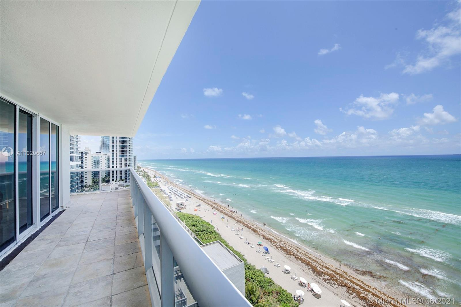 Stunning Wide Atlantic Ocean & Intercostals views from the best line at the Beach Club, corner unit wrap-around balcony. Beautiful Marble floor through the apartment, 3 bedrooms - 3bathrooms. The best amenities on the beach Club tower two, 40,000 sq ft state of art fitness club, sauna, spa, 5 pools with the bar, beach service, valet parking, close to Ft Lauderdale airport, Bal Harbour shops, Aventura Mall, and many restaurants.
