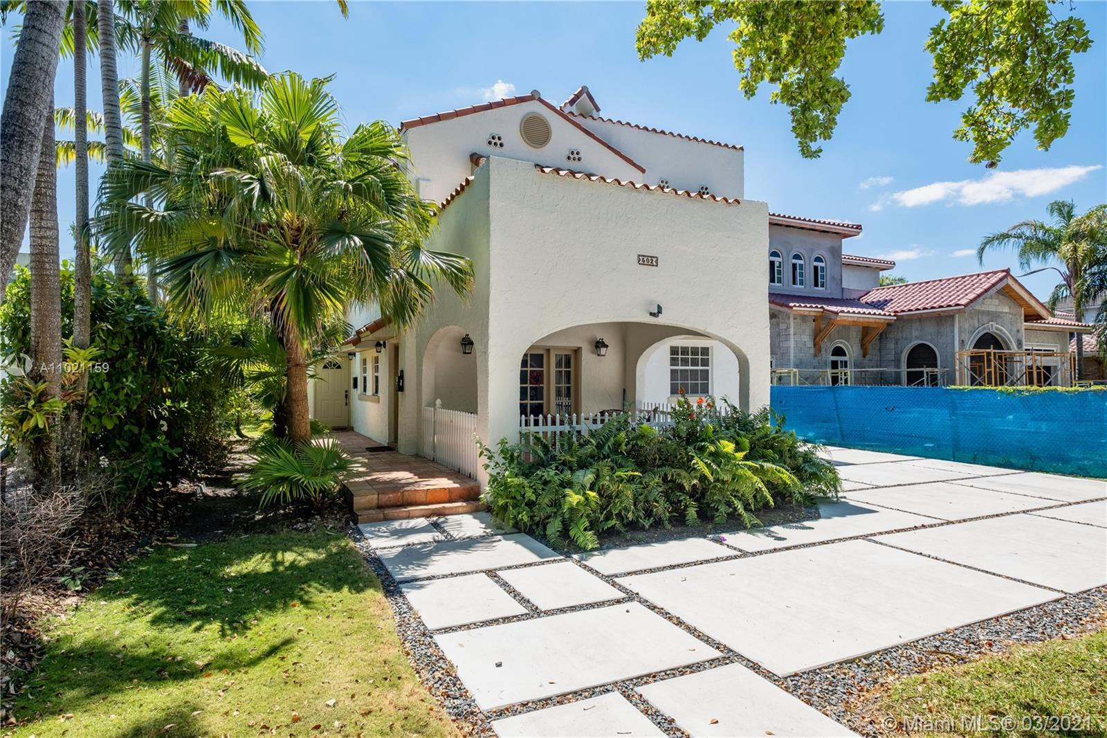 502  Madeira Ave  For Sale A11021159, FL