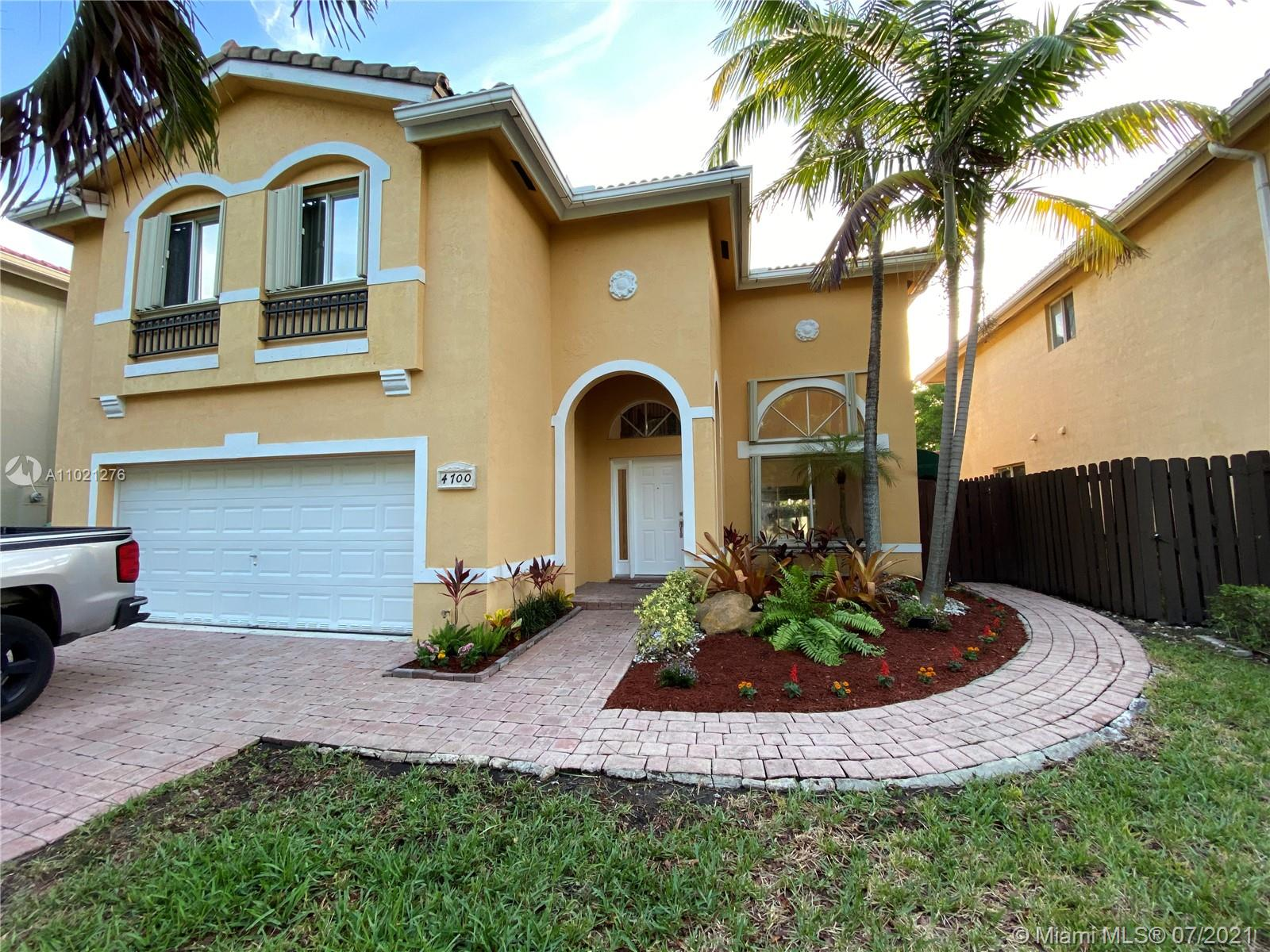 4700 NW 111th Ct  For Sale A11021276, FL