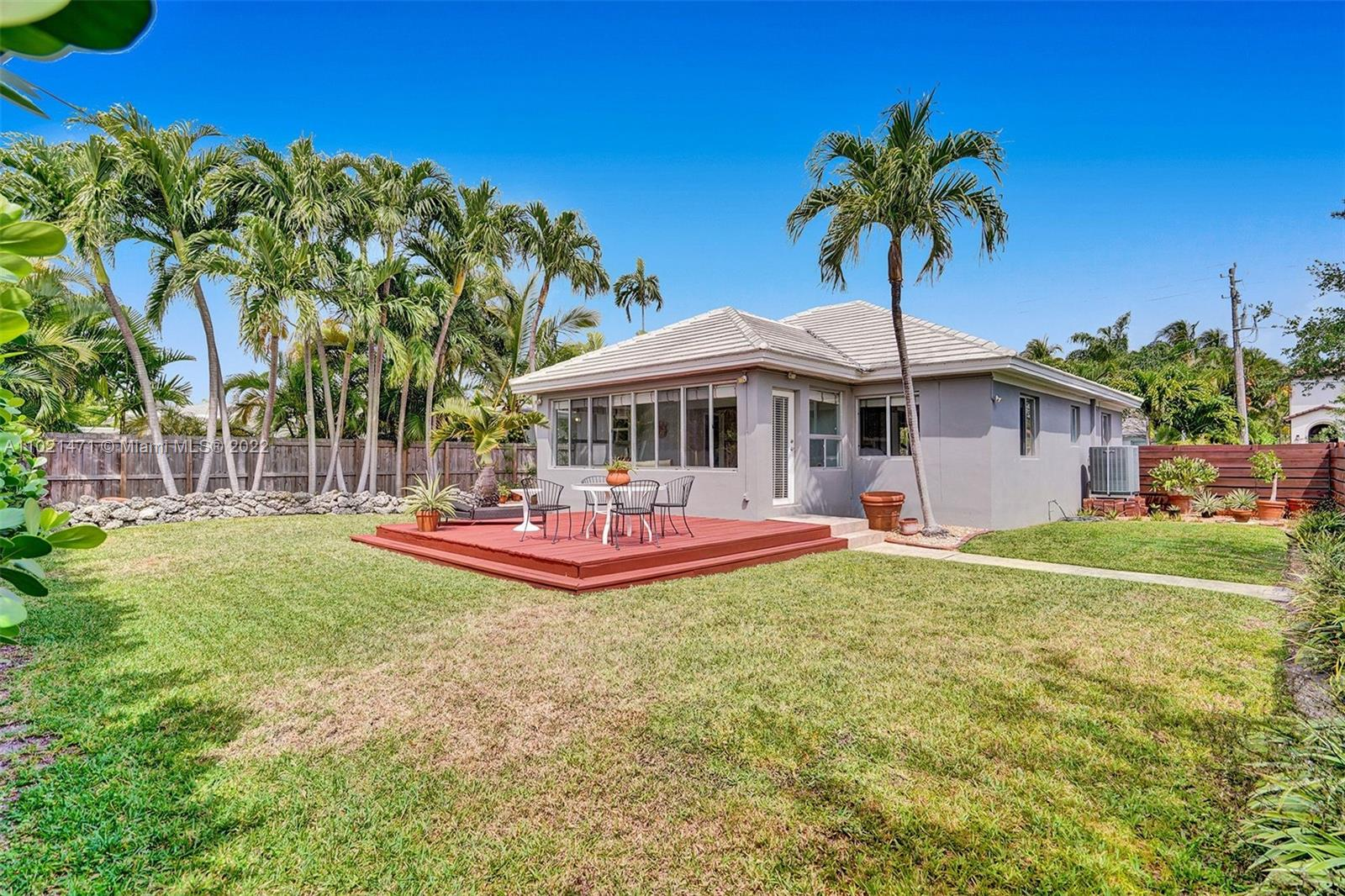Back on the Market!!! Landscaped and beautiful house in Biscayne Point. Kitchen with granite counter top. Master bedroom and master bathroom located on the second floor. Ample one car garage attached. House sit on a huge corner lot and it is the lowest priced property in the subdivision!!!