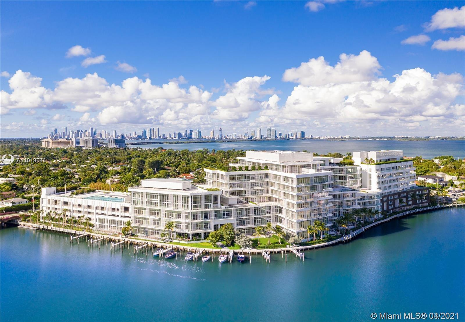 """The Villa Collection at The Ritz-Carlton Residences Miami Beach....Be one of the 15 fortunate residents who will acquire 1 of 15 Villas, complete turn-key homes with all the amenities of the luxury lifestyle of The Ritz-Carlton Residences Miami Beach. The Villas will be complete with built-in closets, motorized shades, smart house AV system, full house natural gas generator and because these are homes in a condominium your maintenance fee covers your lawn service, pool service, structure, roof, gas cooking, insurances. The 7 landside Villas range in sizes from 3,300 to 3,750 int sq, 2 car private AC Garage, Boffi kitchen and bath cabinetry, Gaggenau appliances w/gas 5 burner range, wine cabinet, 36"""" oven, steam oven, side by side refrigerator/freezer, warming drawer, in wall coffee."""