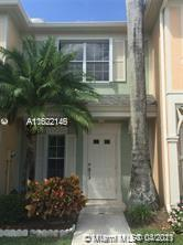 BEAUTIFUL AND WELL MAINTAINED TOWNHOUSE, TILE AND WOOD FLOORS, GRANITE COUNTER TOPS IN KITCHEN, SCREENED IN PATIO WITH STORAGE, WASHER & DRYER. ACCORDION SHUTTERS. ASSIGNED PARKING AND LOTS OF GUEST PARKING. A+ RATED SCHOOLS. ASSOCIATION APPROVAL NOT REQUIRED. LOW HOA FEE, BASIC CABLE TV AND LAWN MAINTENANCE INCLUDED. ENJOY ALL THE AMENITIES THAT BONAVENTURE TOWN CENTER CLUB OFFERS, SUCH AS TENNIS, RACQUETBALL & BASKETBALL COURTS, GYM, BOWLING, ETC.