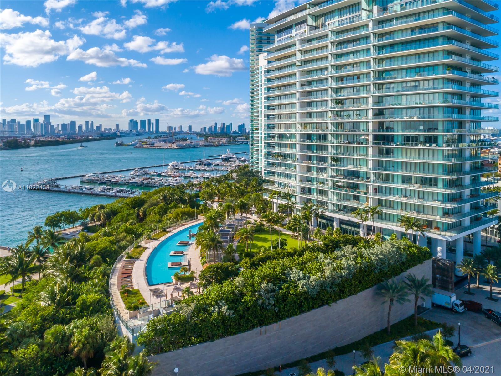 800 S Pointe Dr #502 For Sale A11022438, FL
