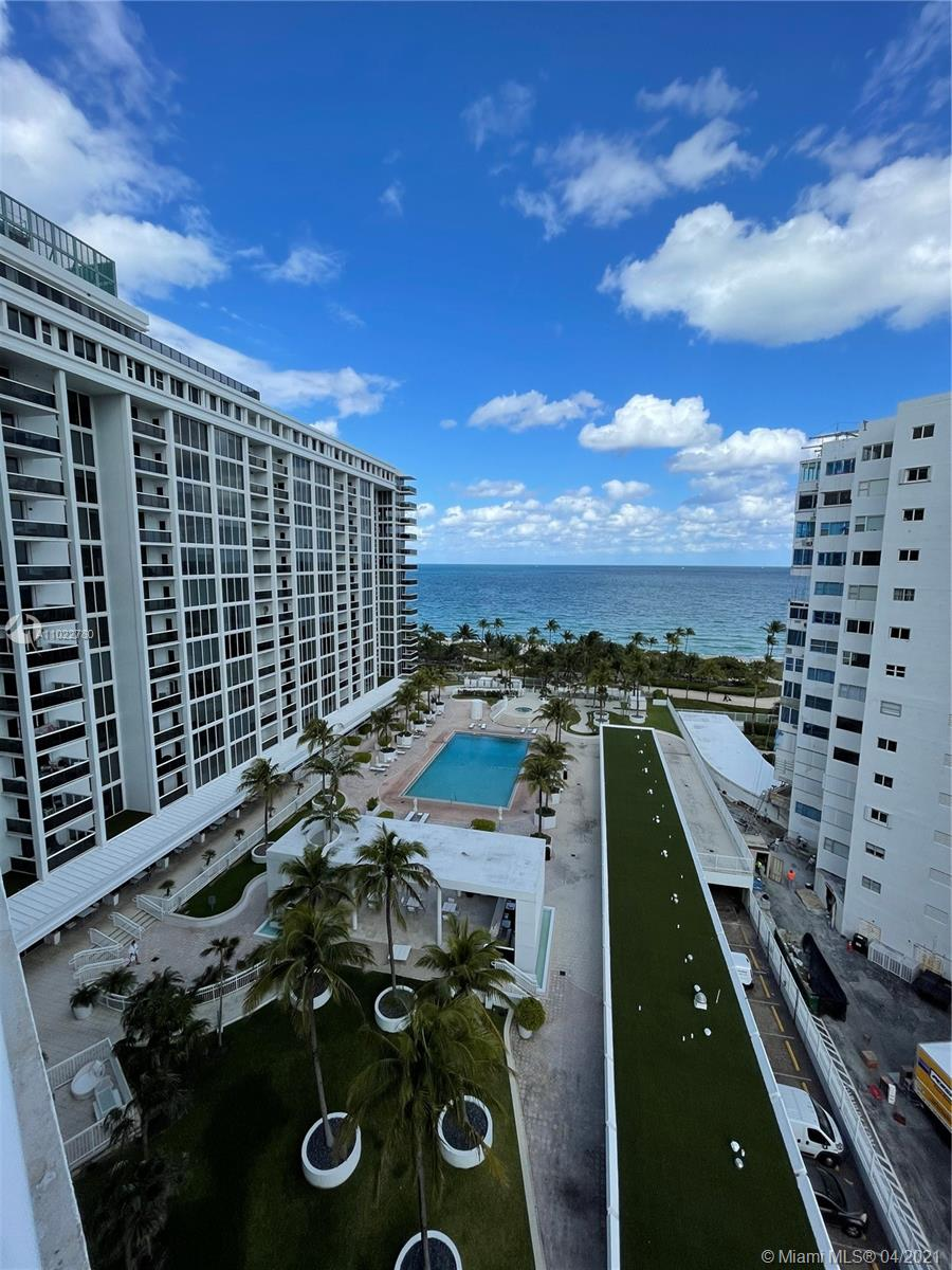 Beautiful corner unit facing direct ocean and pool. Freshly remodeled and tastefuly decorated. The building has great amenities, cinema, cafe, gym, spa, pool and beach service. Located in the must exclusive corner of Bal Harbour. Showings are by appointment.