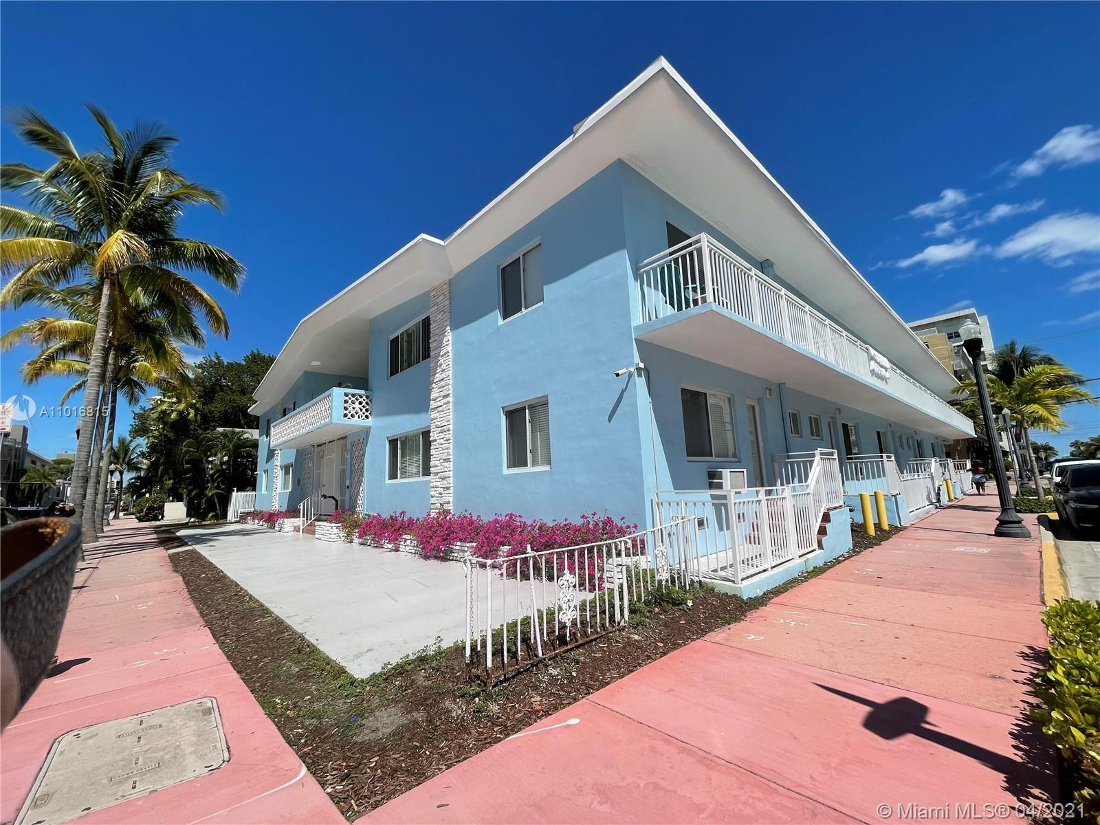 401  Collins Ave #8 For Sale A11016815, FL