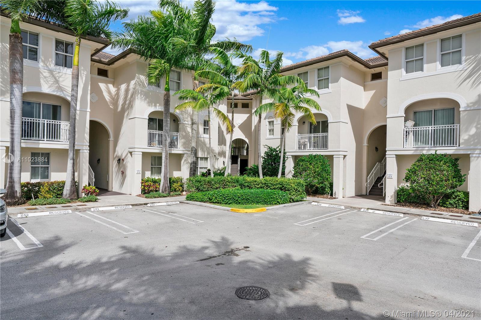 11503 NW 89th St #205 For Sale A11023884, FL