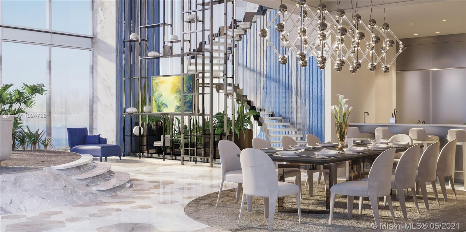 1000  Brickell Plaza #UPH6202 For Sale A11024798, FL