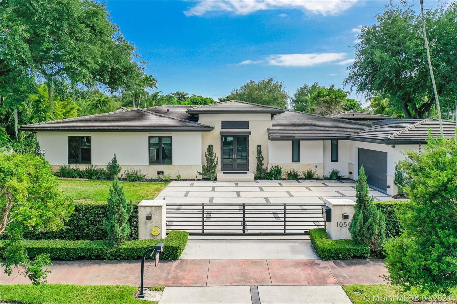 ~ EXPERIENCE UNDERSTATED ELEGANCE FOR AN EXCEPTIONAL INDOOR / OUTDOOR LIFESTYLE ON THE PRESTIGIOUS CORAL GABLES WATERWAY ~ EXPERTLY RENOVATED BY GIORGIO BALLI IN 2017 ~ THIS 5 BED / 5.5 BATH GATED HOME HAS EVERYTHING YOU NEED ~ TREMENDOUS COVERED TERRACE, RESORT STYLE POOL, & CABANA PERFECT FOR ENTERTAINING ~ IMPACT GLASS WINDOWS & DOORS ALLOW FOR NATURAL LIGHT IN EVERY ROOM ~ 36 x 36 LIMESTONE FLOORING IN LIVING AREAS ~ MIA CUCINA LACQUER KITCHEN W/ OVERSIZED MARBLE ISLAND & QUARTZ COUNTERTOPS ~ ALL SUBZERO & WOLF APPLIANCES ~ GENEROUS MASTER SUITE W/ 2 WALK-IN CLOSETS ~ PRIVATE GUEST SUITE W/ EASY OUTDOOR ACCESS ~ FOYER ENTRY, FORMAL LIVING & DINING ROOMS ~ ISOLATED SERVICE WING & 2 CAR GARAGE W/ COMPLETE ORGANIZATION ~ FULL HOUSE GENERATOR ~ THIS FANTASTIC HOME CHECKS ALL THE BOXES!!! ~