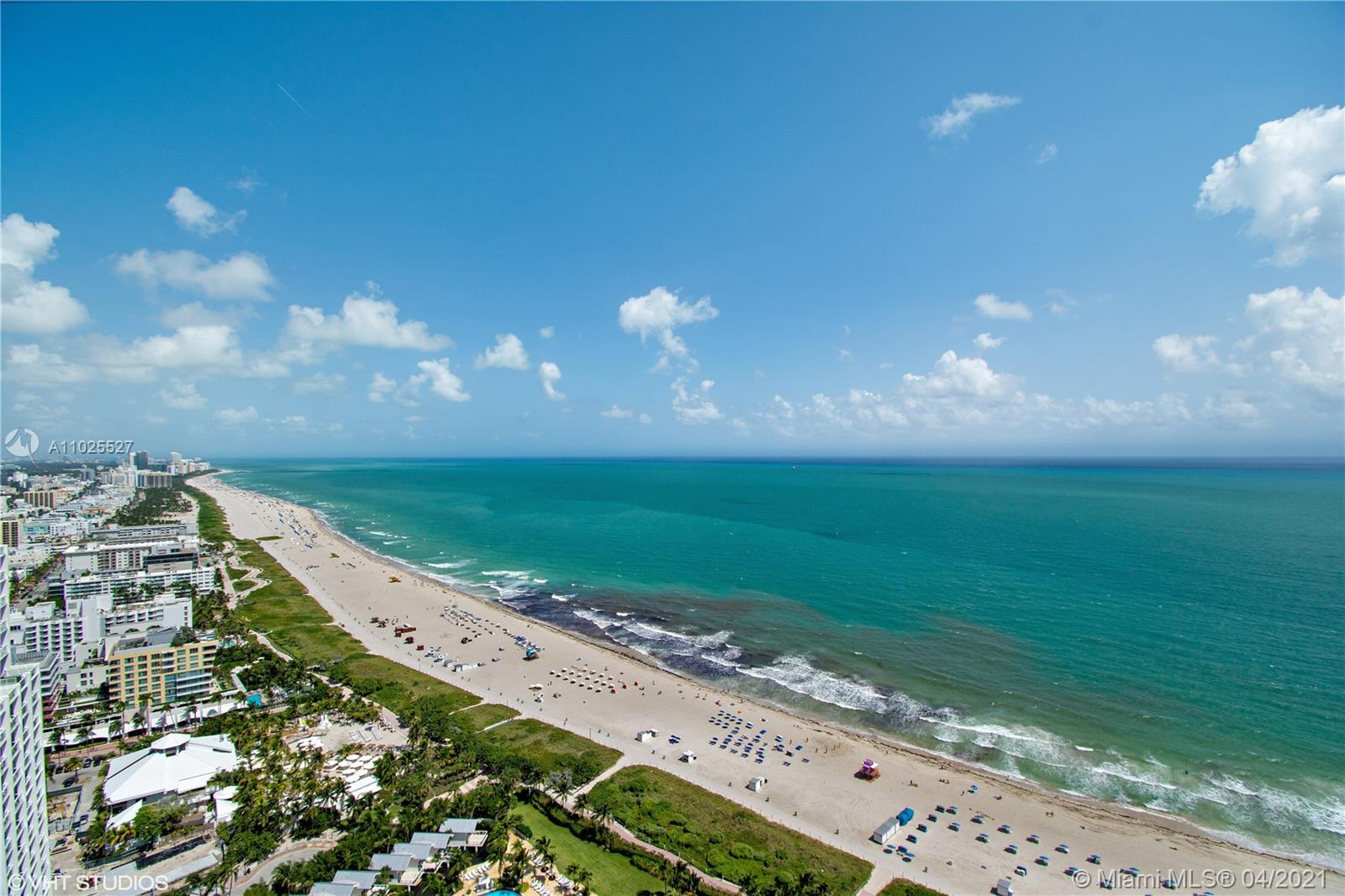 """Paradise has an address, and that address is the Continuum! Least expensive direct ocean front two bedroom on a high floor. Experience unsurpassed views of the ocean and Miami Beach. Unit is """"Decorator Ready"""" and is ready for your finishing touches to create a one of a kind residence. Features include 1,870 SF, 2.5 Baths, 10-foot high ceilings, private balcony, & private elevator. Building features include 1,000 feet of beachfront, 22,000 SF. spa/fitness center w/ rooftop lap pool, 2 lagoon pools, 3 har-tru tennis courts, Patio Restaurant w/ service to pool and beach, valet, & concierge. Easy to show."""