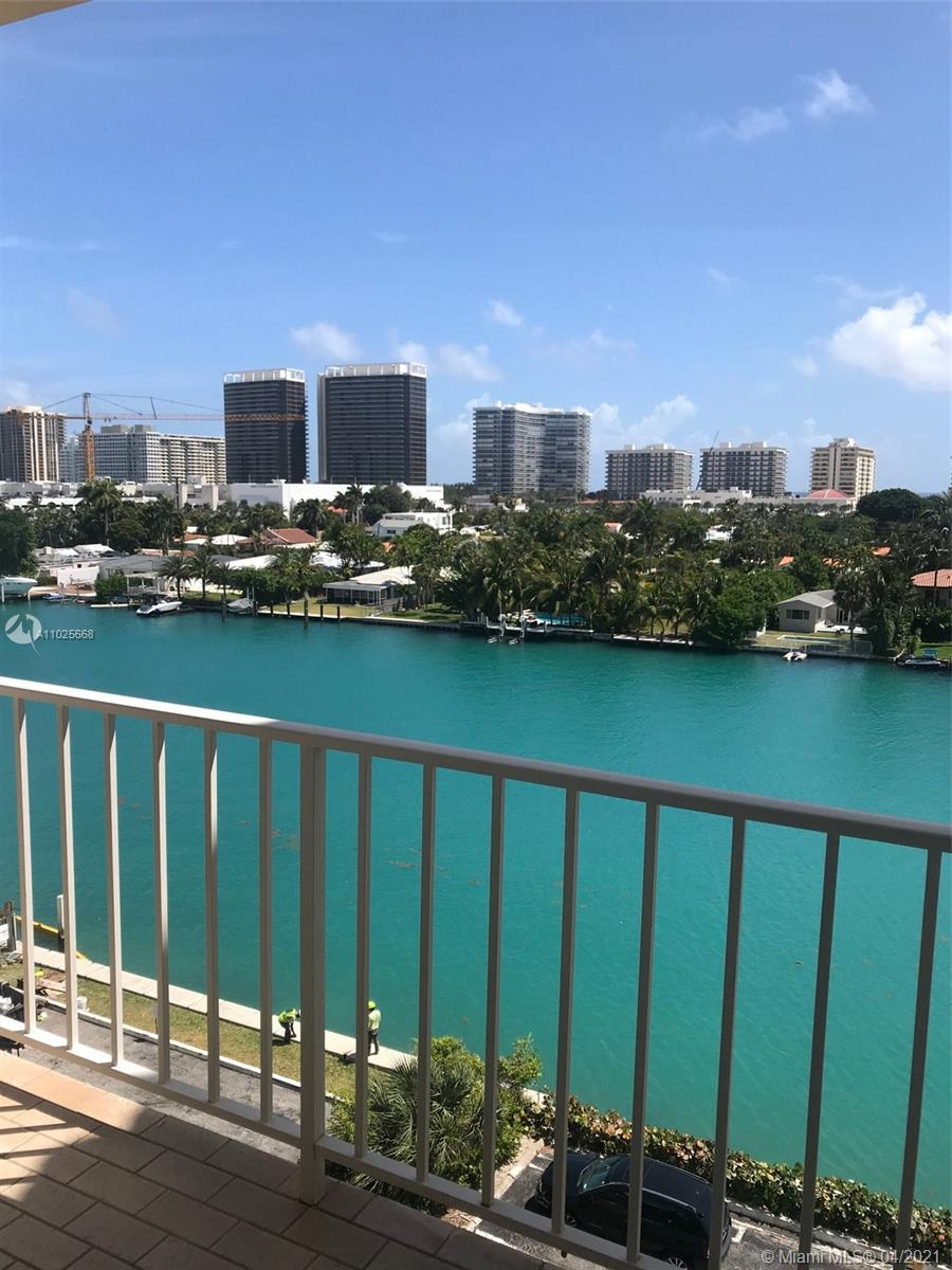 rEDUCED!!!!Bay Harbor Paradise!!! Waterfront large 1510 Sq Ft 2 bedrooms 2 Bathrooms plus half bathroom. Marble floors,needs update, best buy in the building. Rent restriction, only once in a lifetime of ownership.
