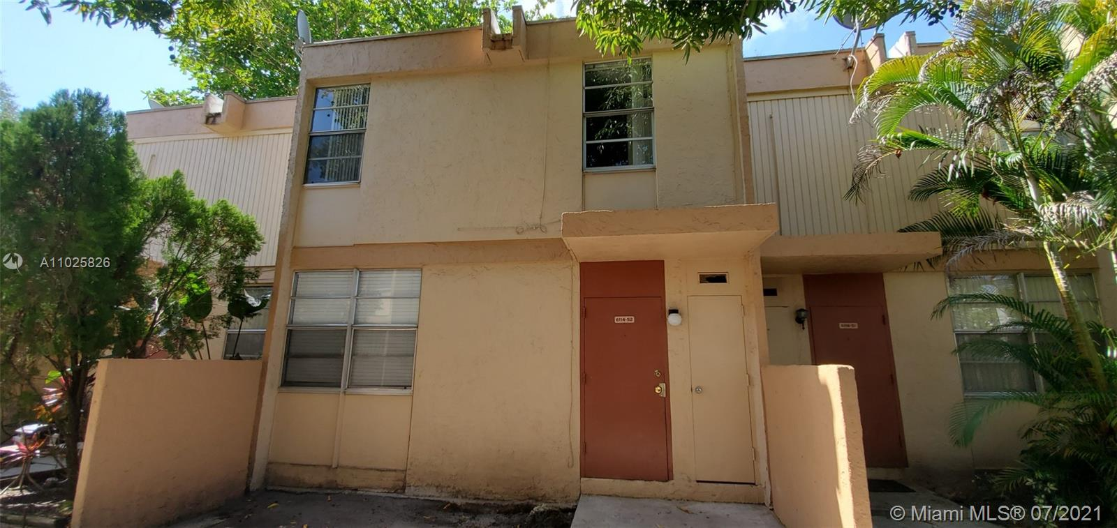 6114 SW 68th St #52 For Sale A11025826, FL