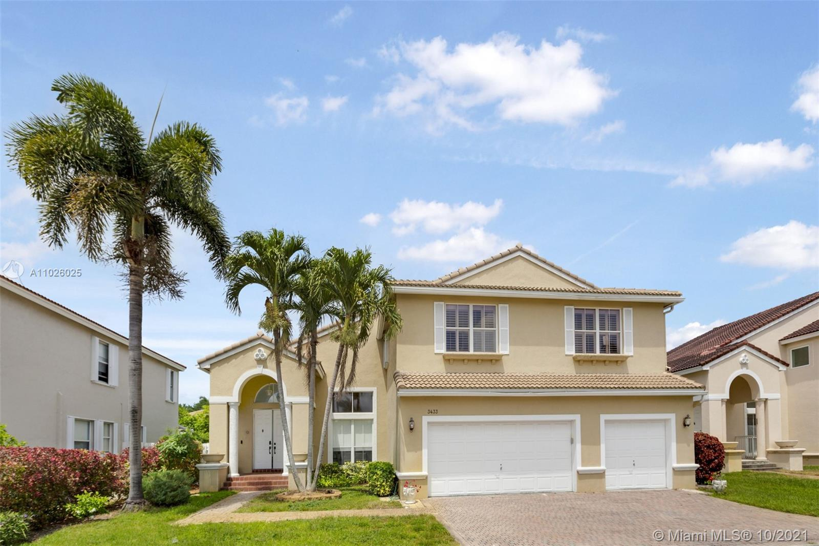 3433 SW 52nd Ct  For Sale A11026025, FL