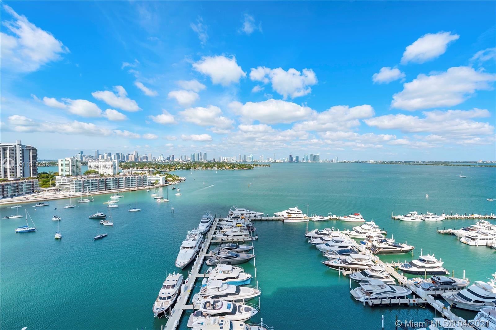 1800  Sunset Harbour Dr #1802/4 For Sale A11018498, FL