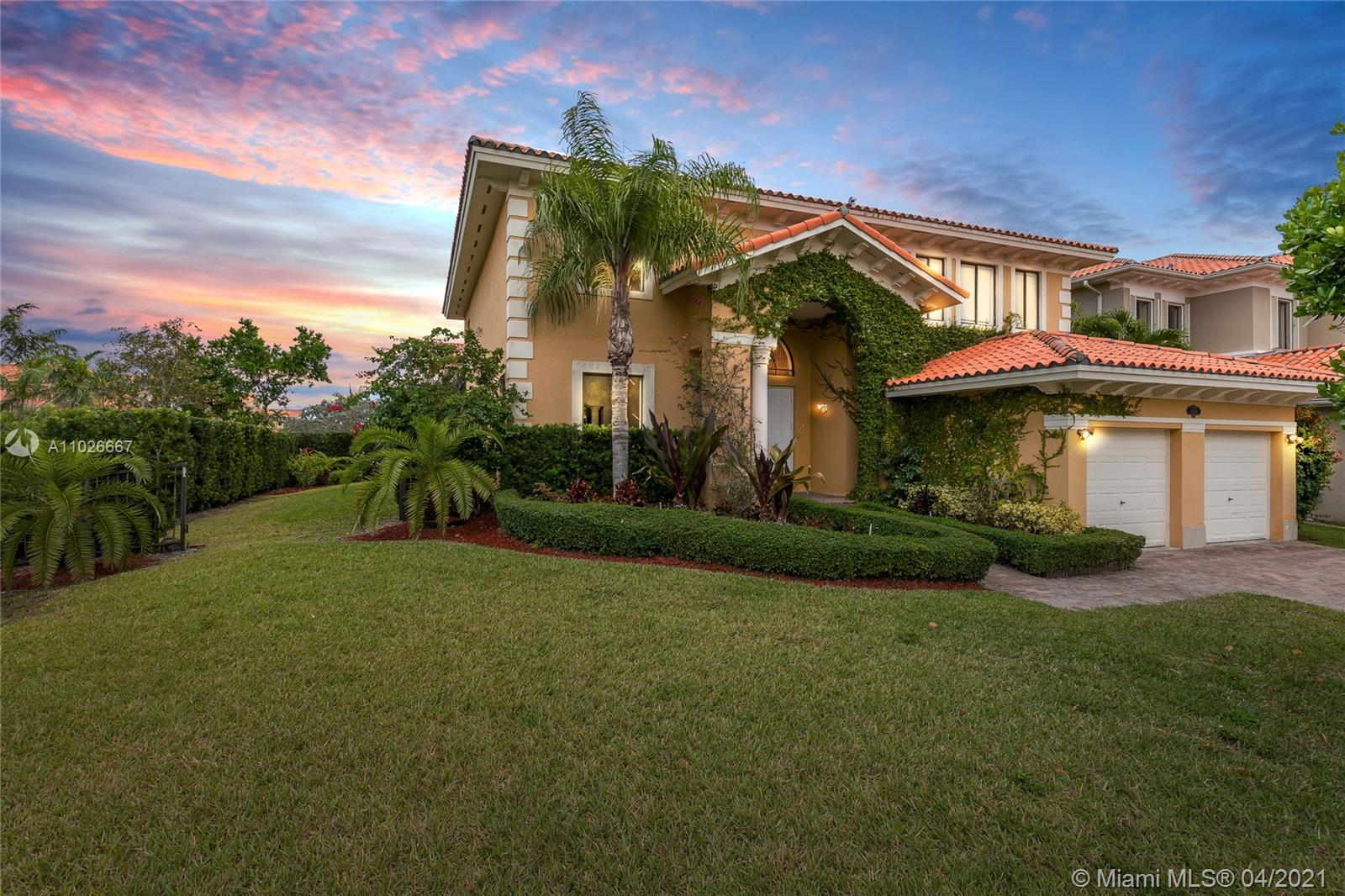 18703 SW 76th Ct  For Sale A11026667, FL