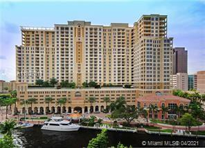 FOR INVESTOR W/TENANT IN PLACE OR ENJOY FOR YOU AND YOUR FAMILY! TENANT LEASE UP END OF AUGUST. GREAT 2 BED/2BATH SPLIT BEDROOM FLOOR PLAN WITH GREAT PANARAMIC CITY, PORT, AND OCEAN VIEWS AT NURIVER LANDING. A BEAUTIFUL BUILDING IN THE HEART OF DOWNTOWN FORT LAUDERDADLE, WITHIN WALKING DISTANCE OR A WATER TAXI RIDE TO GREAT RESTAURANTS, AND SHOPS. ITALIAN KITCHEN CABINETS WITH STAINLESS STEEL APPLIANCES, AND GRANITE TOPS. NEW A/C. CALIFORNIA CLOSETS. BUILDING HAS RESORT STYLED AMENITIES: ROOFTOP SOCIAL ROOM AND POOL, BASKETBALL COURT,STATE OF THE ART GYM, STEAM & SAUNA ROOM, BBQ AREA, JACUZZI, MASSAGE ROOM ,VALET PARKING, 24HRS SECURITY AND MORE. WALKING DISTANCE TO LAS OLAS AND MINUTES FROM THE BEACH AND MAJOR ROADS. PARKING SPACE NEXT TO THE ELEVATOR.