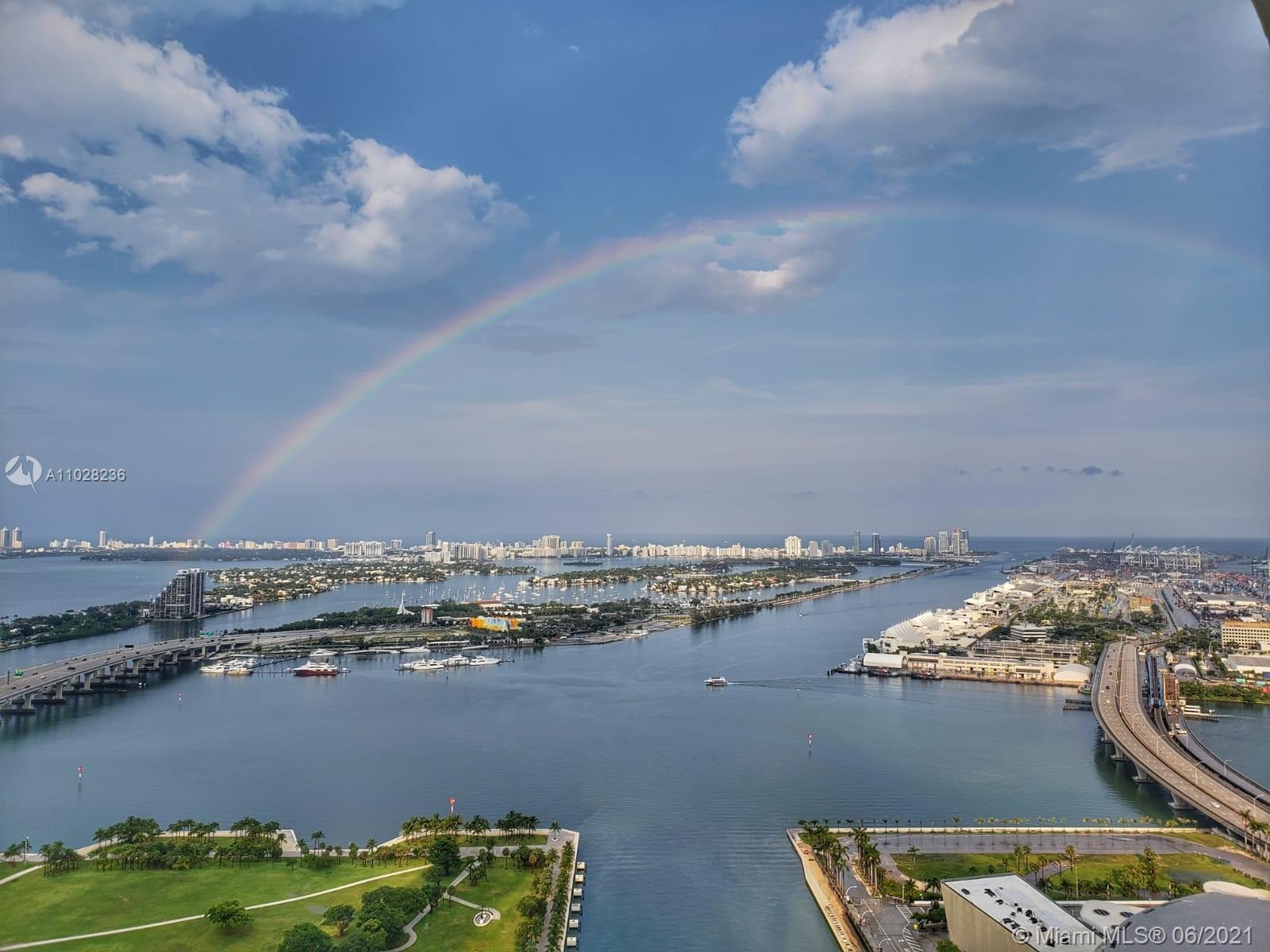 888 Biscayne Blvd 4612, Miami, FL 33132