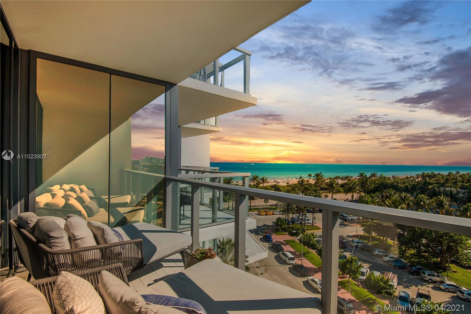 2201  Collins Ave #704 For Sale A11023907, FL