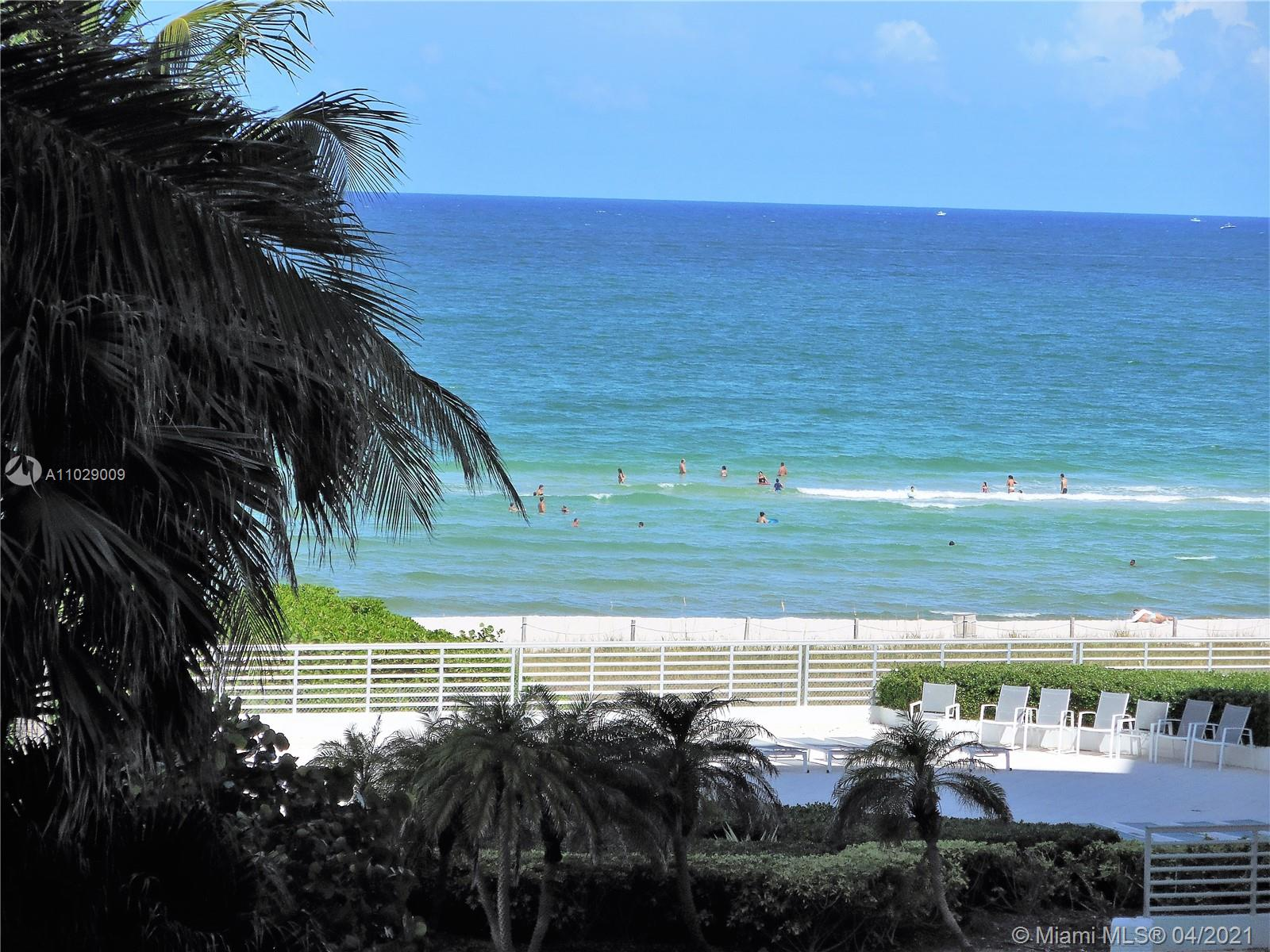 5151  Collins Ave #519 For Sale A11029009, FL