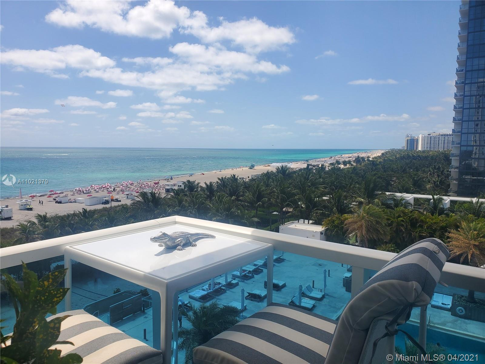 2301  Collins Ave #609 For Sale A11021370, FL