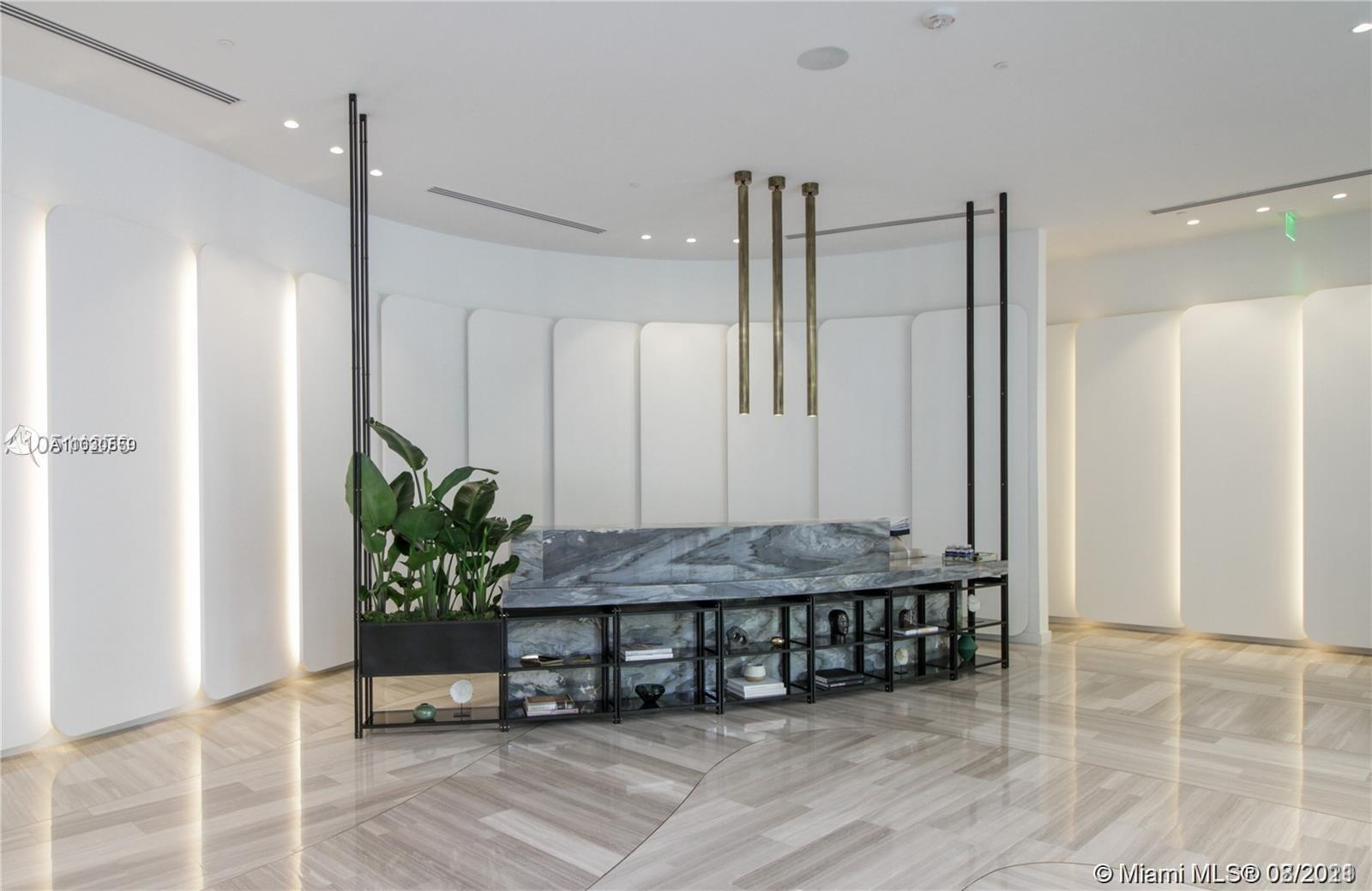 Great opportunity to live in the most luxurious condo in Coconut Grove. The kitchen designed by William Sofeld, custom Italian glass cabinetry with wood hewn island, Paolanzzo marble countertops, Stainless Steel undercount sink, bronze mirror backsplash, sub-Zero and Wolf appliances. The Club Tower has its own gym and pool in roof top terrace. 24/7 concierge, Valet parking, state of the art amenities including, resort style pools, wine storage, fitness rooms, sauna, steam room, spa, concierge, outdoor and indoor play areas for children, conference room with video conference and integrated media system. 28 seat private screening room, yoga room and much more. Walking distance to restaurants and shops. Easy to show.