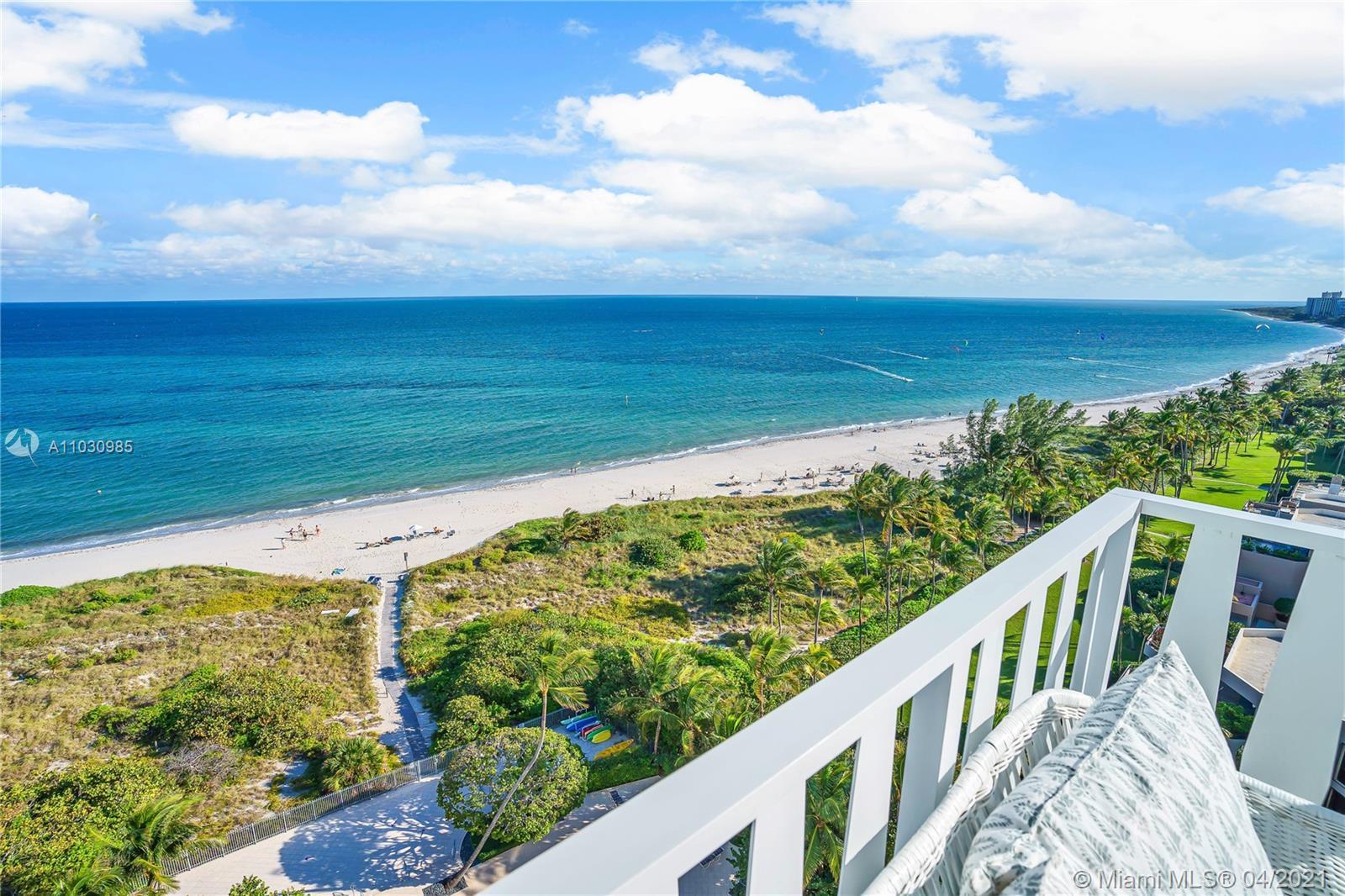 200  Ocean Lane Dr #PA2/4 For Sale A11030985, FL