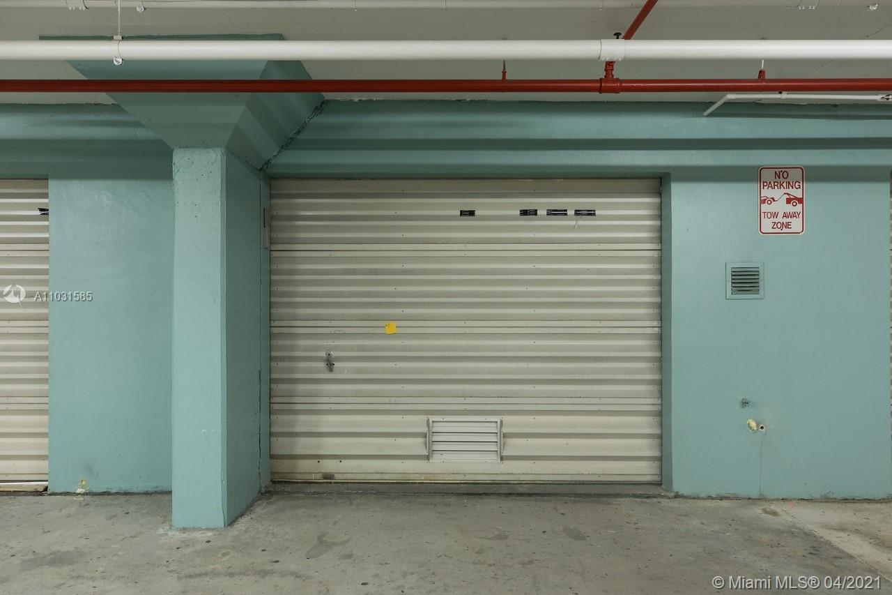 Rarely available fully enclosed private garage for purchase. Buyer must own a unit in South Pointe Tower to purchase.