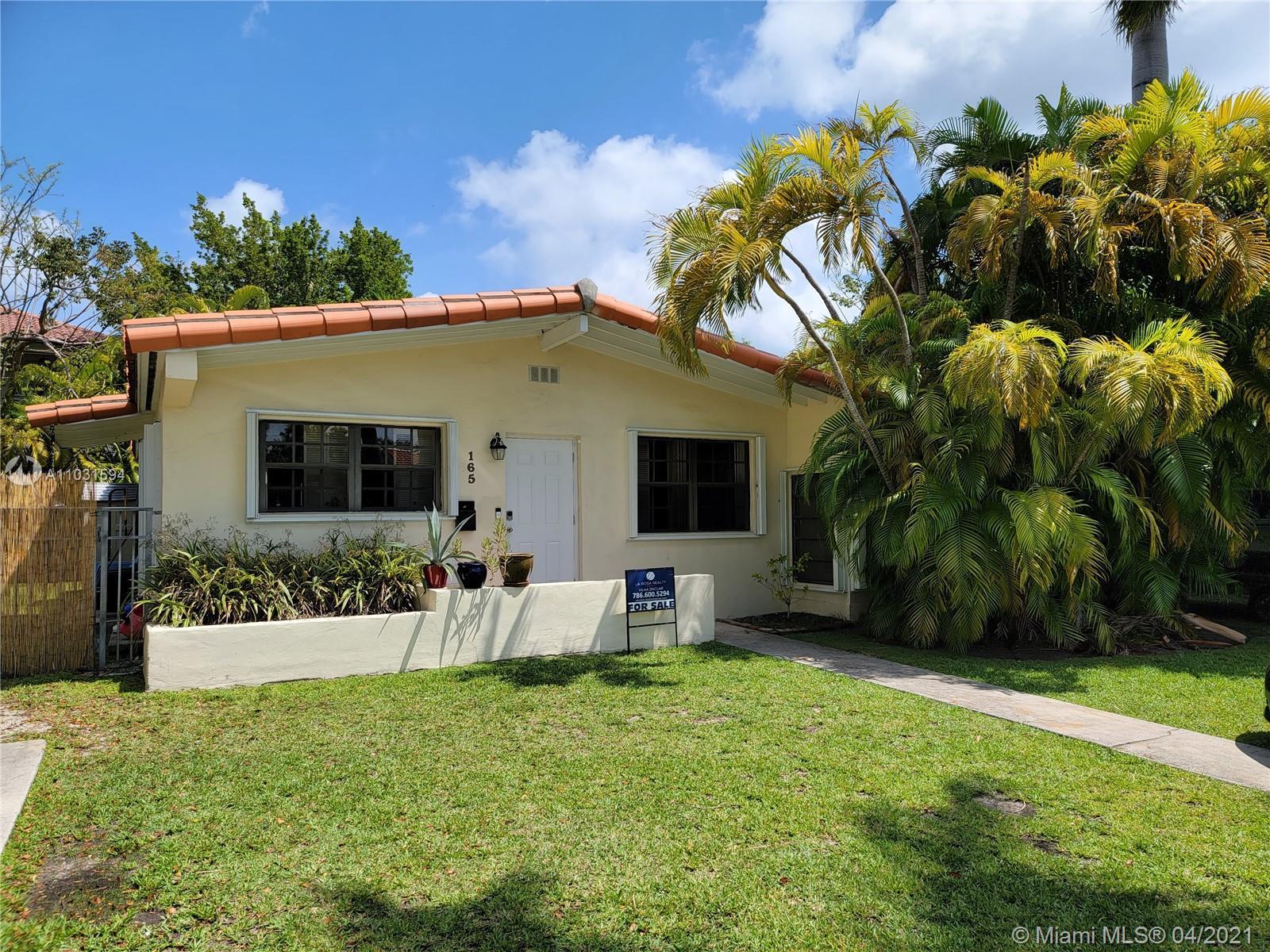 165  Hampton Ln  For Sale A11031594, FL