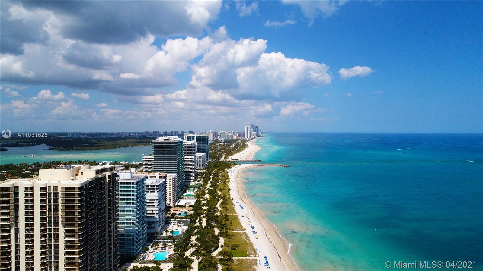 9801  Collins Ave #11K For Sale A11031626, FL
