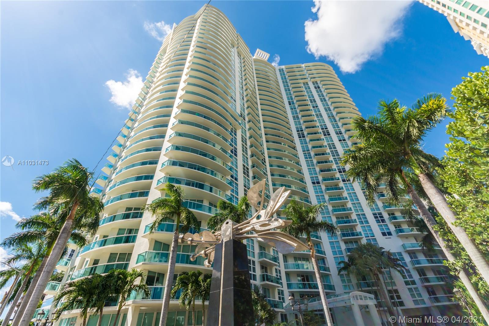 Enjoy everything the vibrant Fort Lauderdale lifestyle has to offer! Watergarden is located steps from Las Olas, the New River and just over 2 miles to the beach. Leisurely stroll or trolley to fine dining, cultural & art events, shopping, and much more. Fabulous river, city, and ocean views from this spacious 3 bedroom, 2 bath in sought-after 09 line featuring floor to ceiling impact windows, gourmet kitchen and, balcony access off the kitchen, living area and master bedroom. Well managed, pet friendly boutique building features resort-style amenities including: concierge, 24 hour valet & security, theater room, business center, clubroom, library, pool, BBQ area, 2 level fitness center, sauna, and more!
