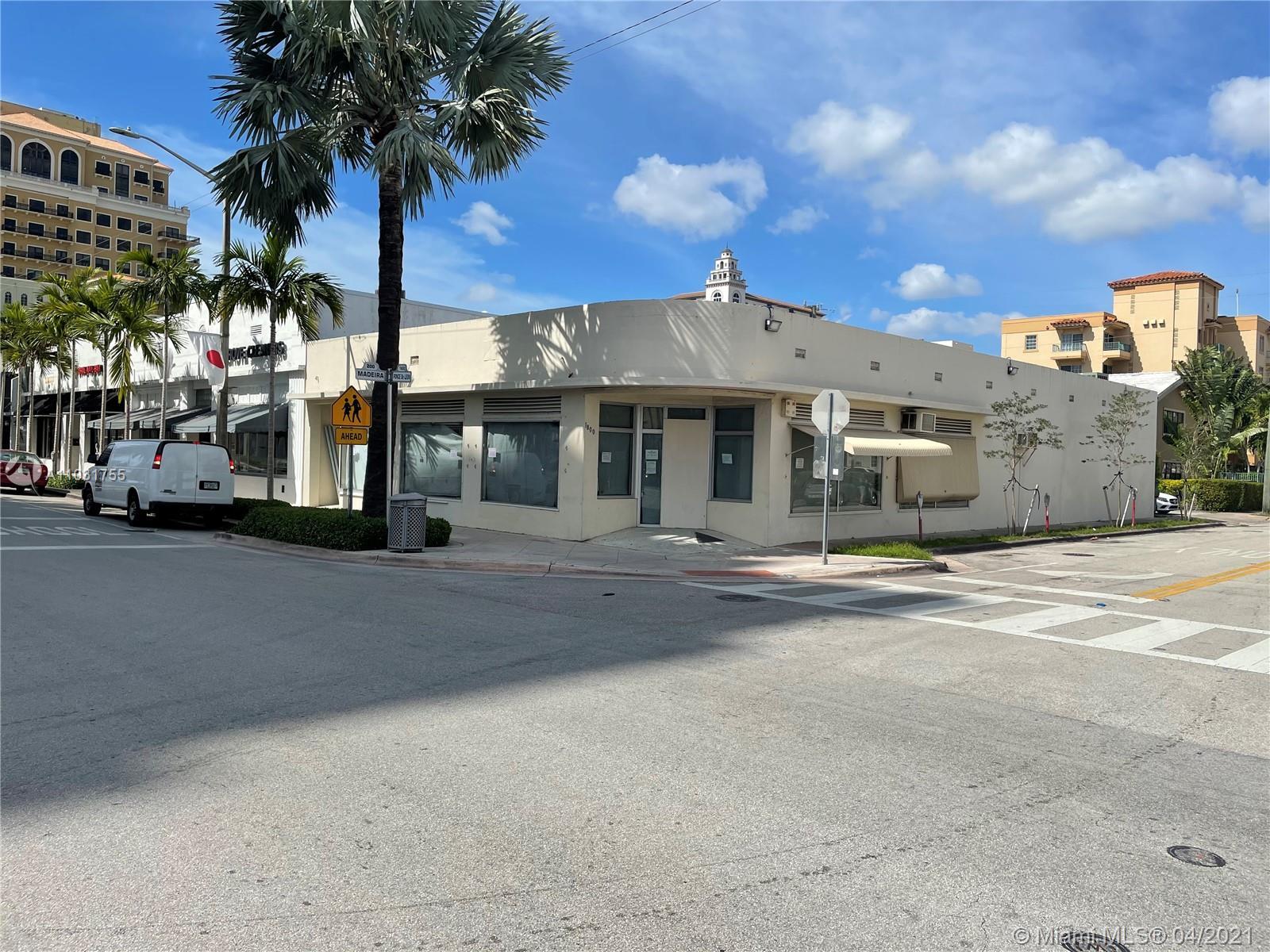 1800  Ponce De Leon Blvd  For Sale A11031755, FL