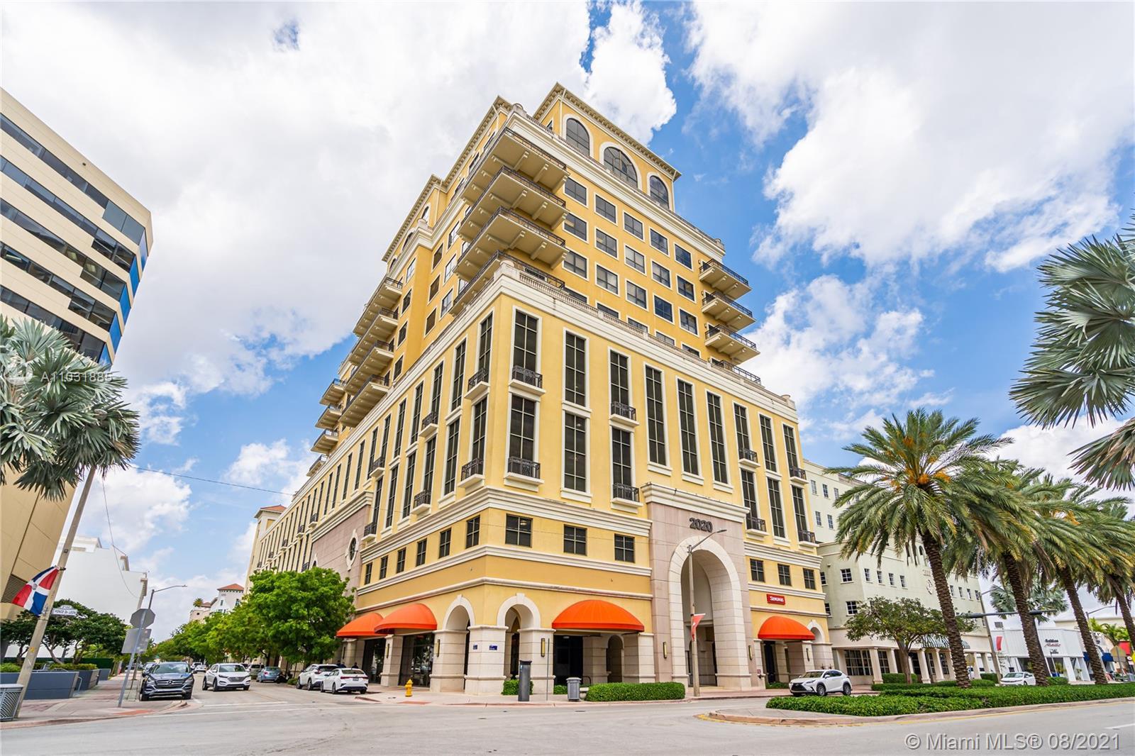 2020  Ponce De Leon Blvd #1205A For Sale A11031885, FL
